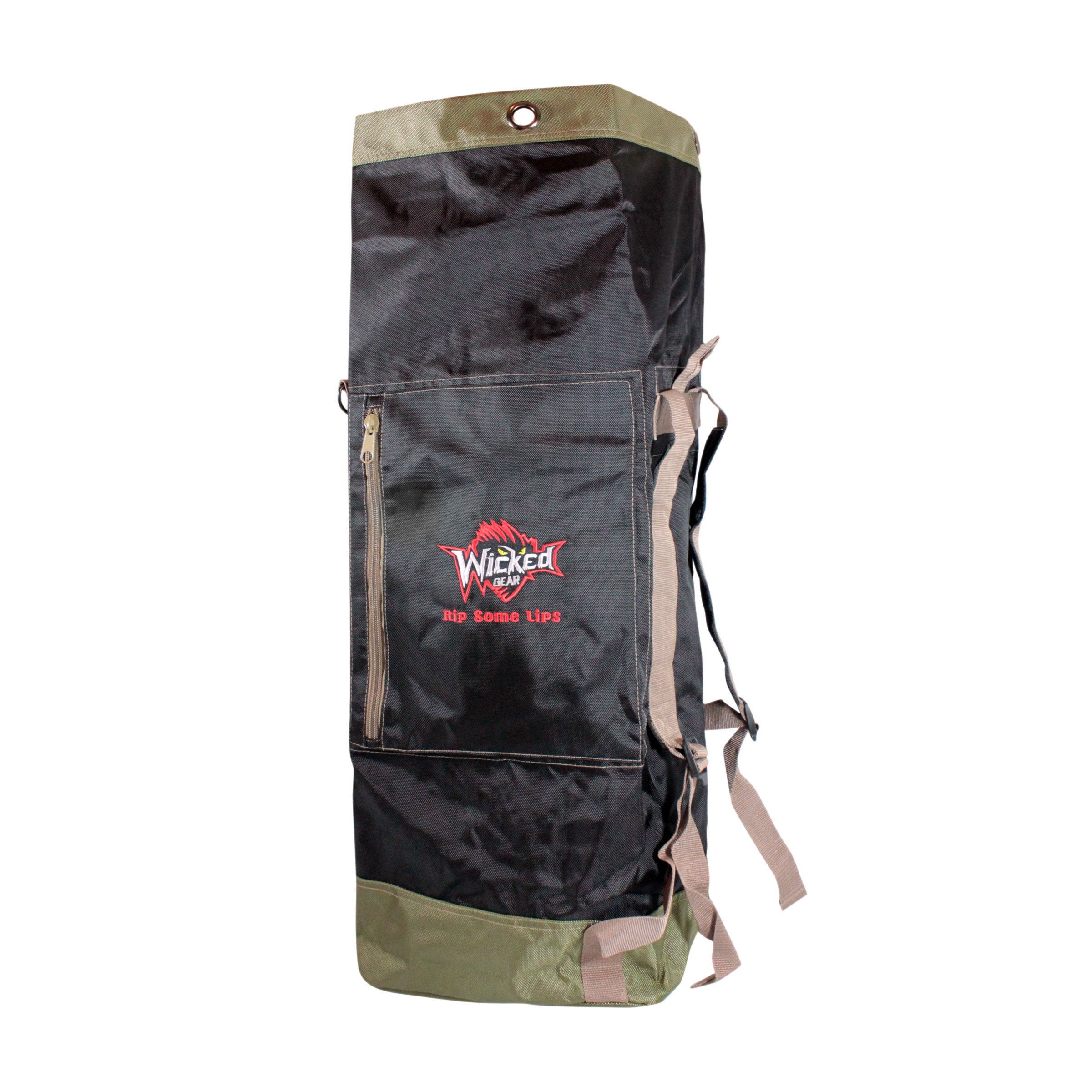 5299fa8bd5a5 Shop Wicked Black 39-inch Travel  Gear Duffle Bag - Free Shipping On ...