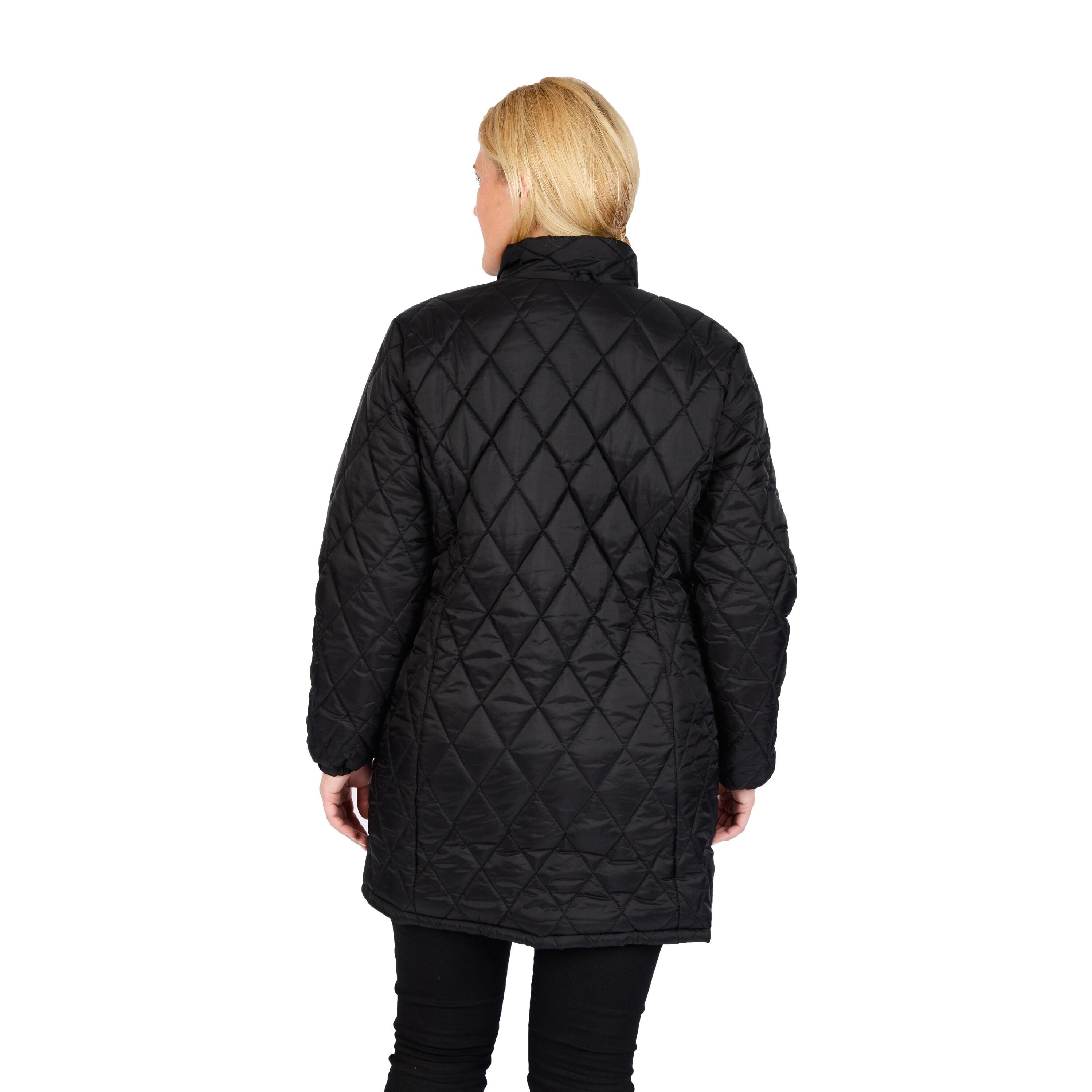 Women's plus size 3 in 1 jacket
