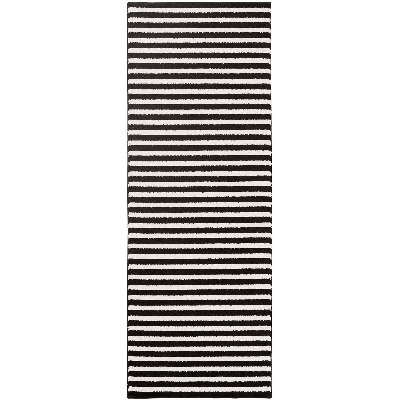 Shop Emerson Narrow Striped Runner Rug Free Shipping Today