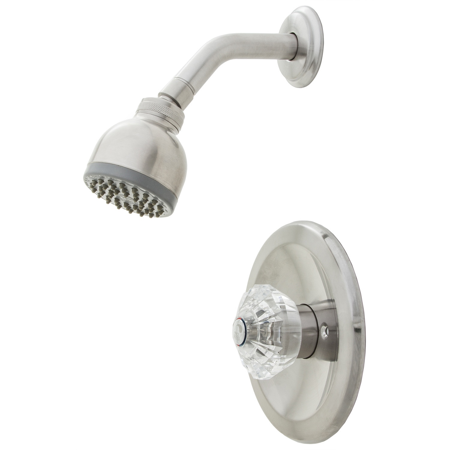 Shop Price Pfister Single Control Shower Only Chrome Trim Kit - Free ...