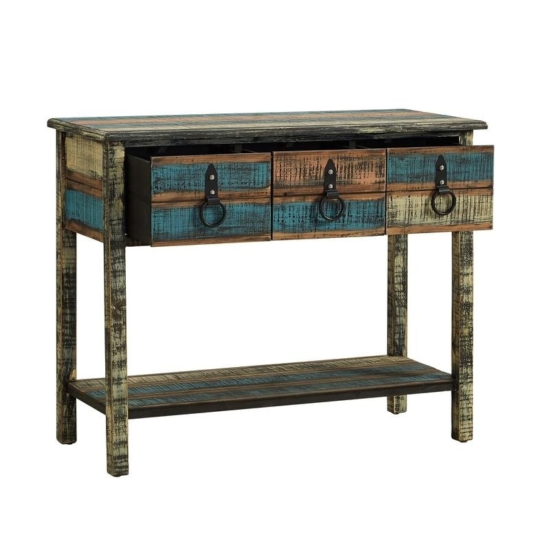 Powell Juno Console Table On Free Shipping Today 9464394