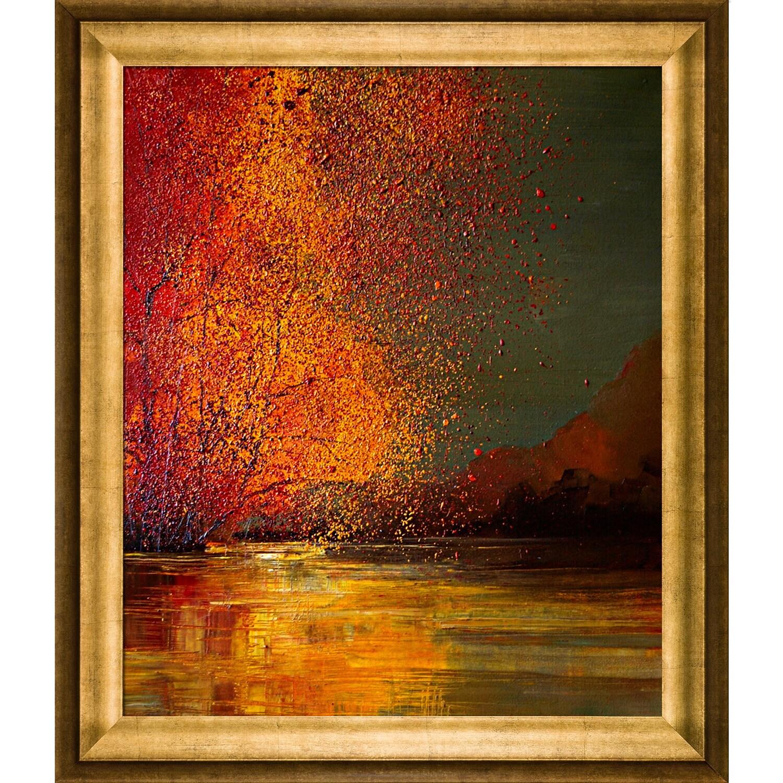 Shop Justyna Kopania \'Autumn\' Framed Fine Art Print - On Sale - Free ...