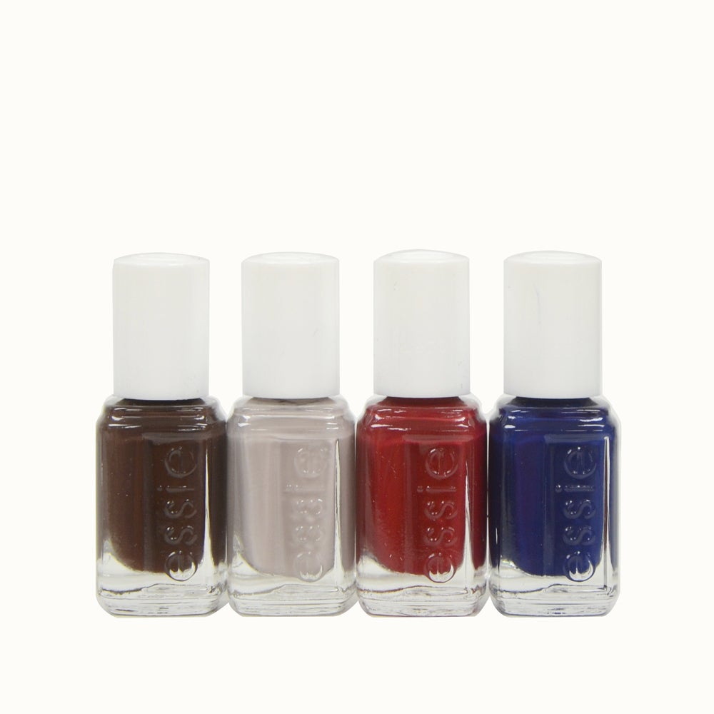 Essie Fall Collection 4-piece Mini Nail Polish Set - Free Shipping ...