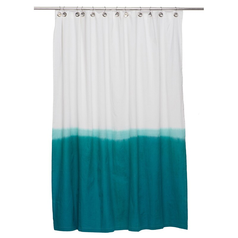 Shop Dip Dye Shower Curtain - Free Shipping On Orders Over $45 ...