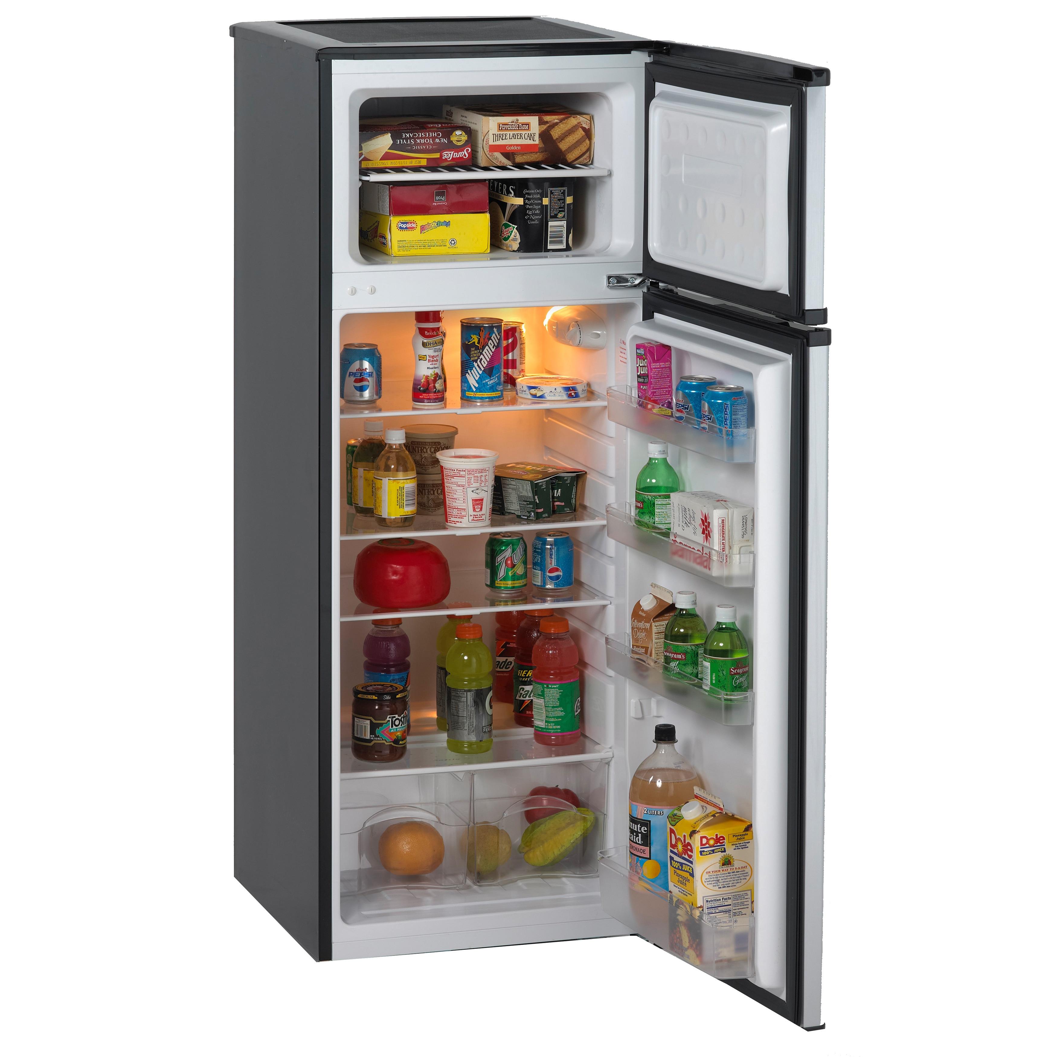 Avanti RA7316PST Apartment-size Refrigerator/ Freezer - Free ...