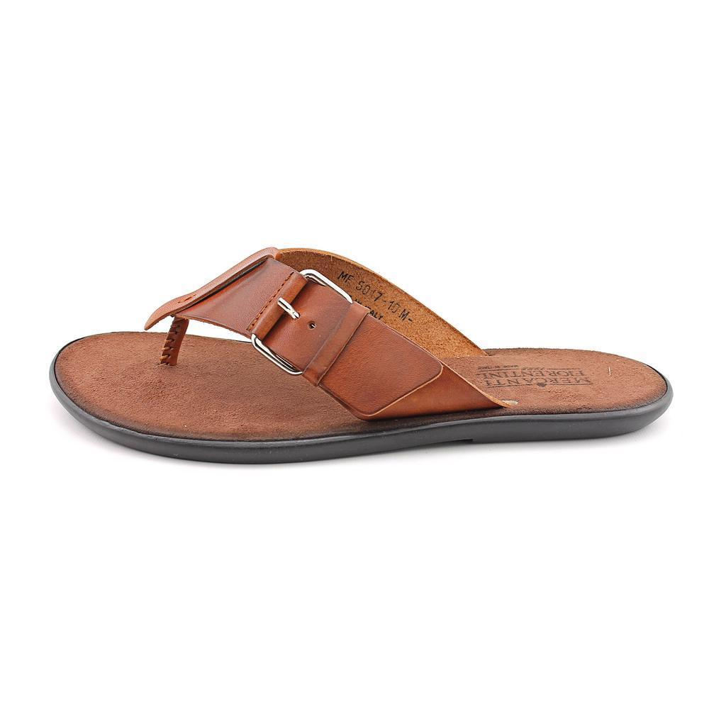 ee60a81c1b84 Shop Mercanti Fiorentini Men s  5017  Leather Sandals (Size 10 ) - Free  Shipping On Orders Over  45 - Overstock - 9472746