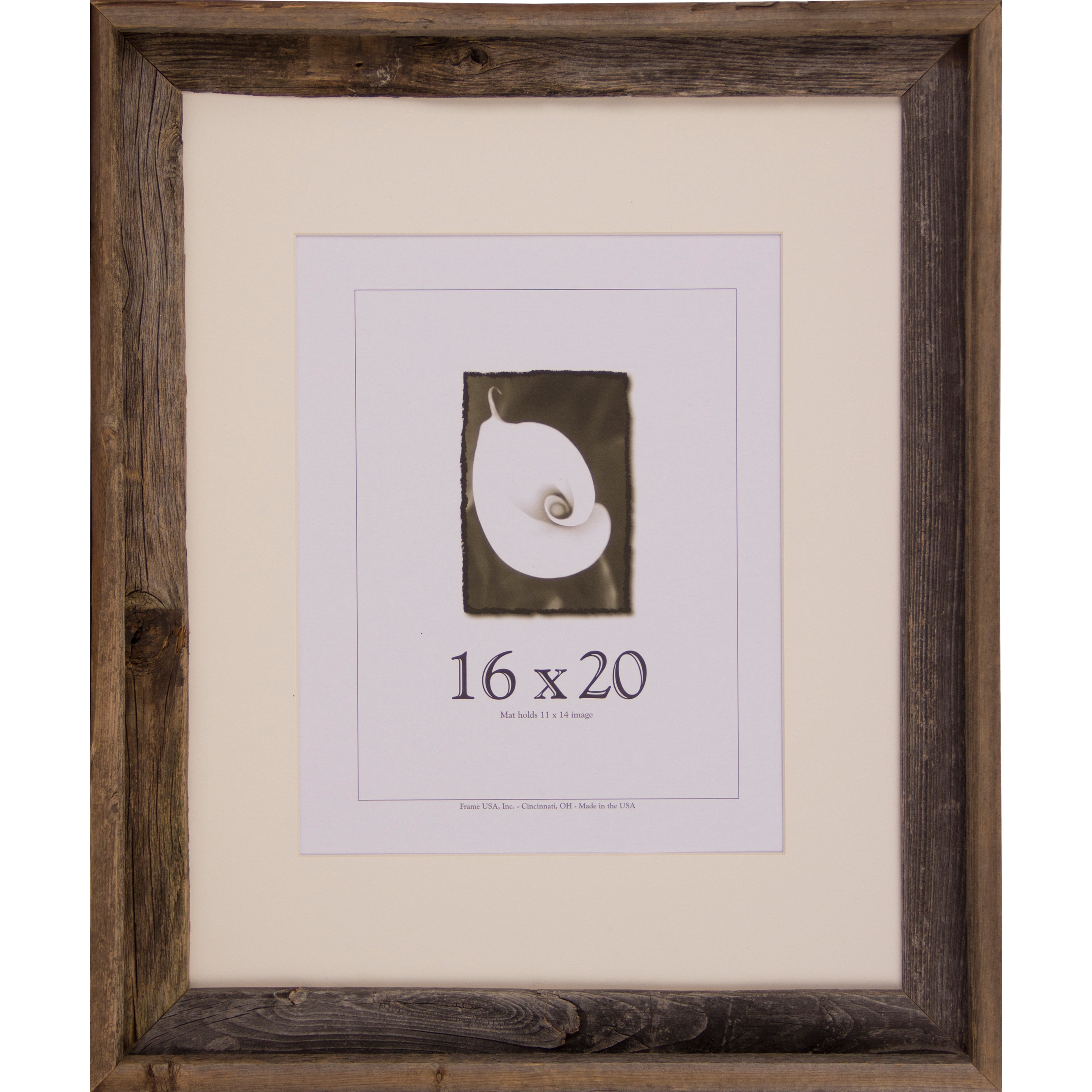 Barnwood 16x20 Picture Frame - Free Shipping Today - Overstock ...