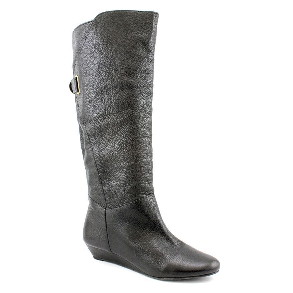 6101d42a1d9 Shop Steve Madden Women s  Intyce  Leather Boots - Free Shipping Today -  Overstock - 9474773