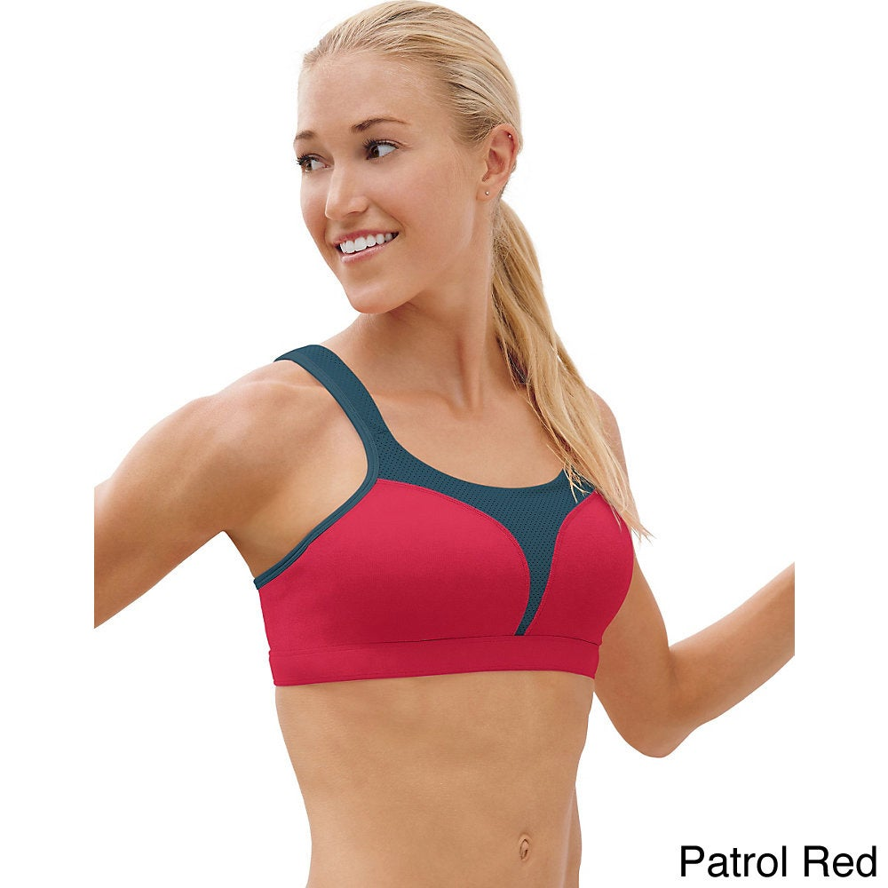 ea69ffab7b1 Shop Champion Spot Comfort Full-support Sports Bra - Free Shipping On  Orders Over  45 - Overstock - 9478523