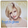 Revlon Frost & Glow Blonde Highlighting Kit Blonde To Light Brown Hair Hair Color
