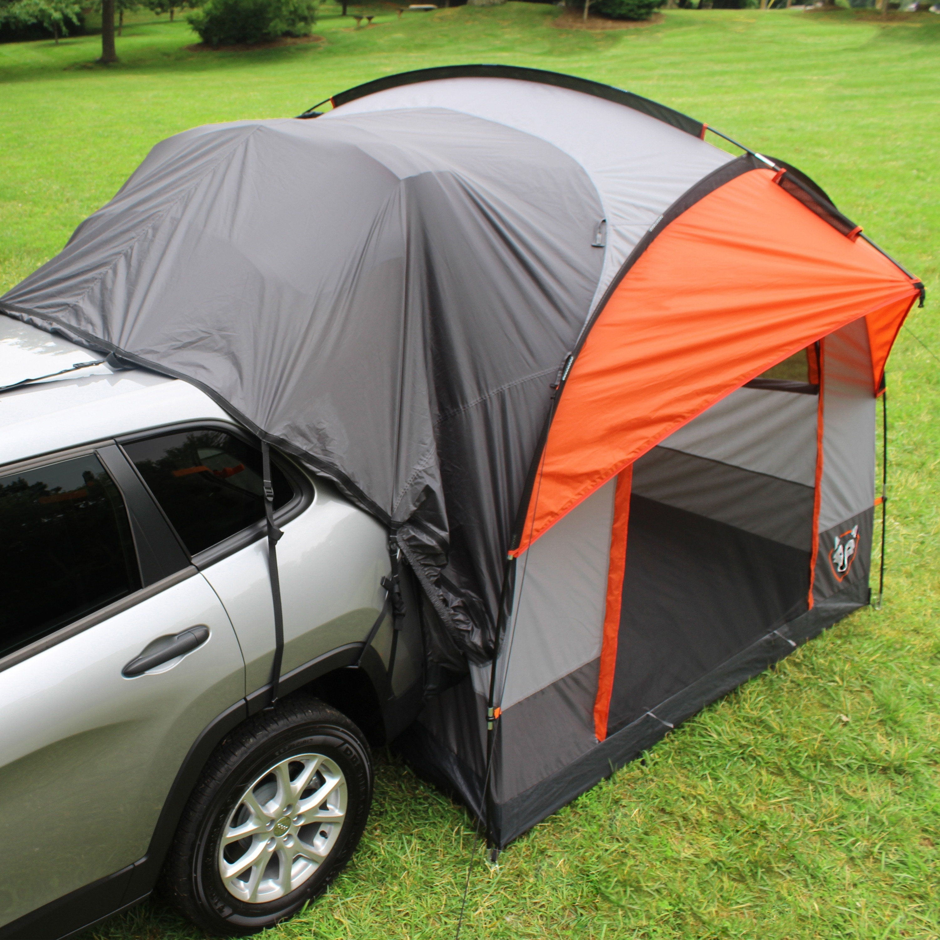 Rightline Gear SUV Tent - Free Shipping Today - Overstock.com - 16662652 & Rightline Gear SUV Tent - Free Shipping Today - Overstock.com ...