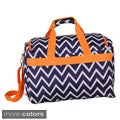 Jenni Chan Aria Madison 18-inch Carry On City Duffel Bag