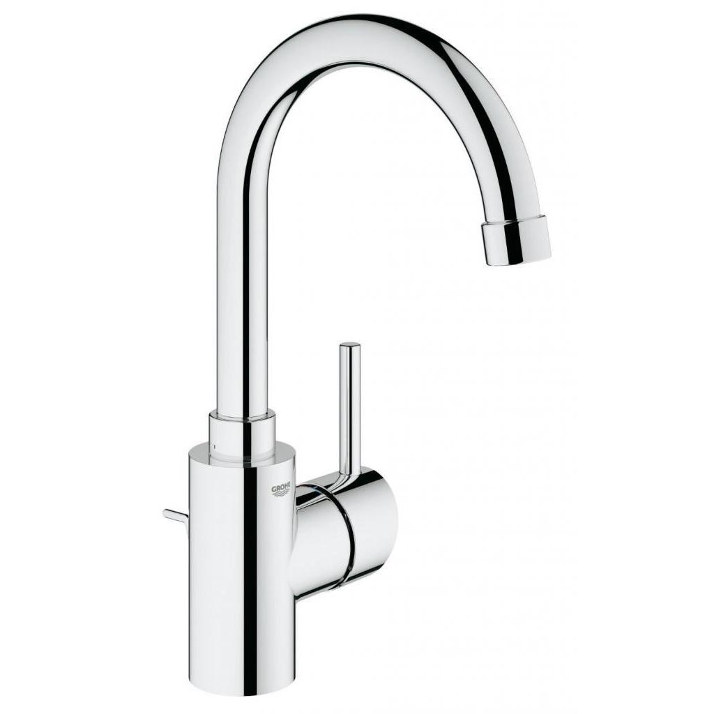 Grohe Starlight Chrome Concetto OHM Bathroom Faucet - Free Shipping ...