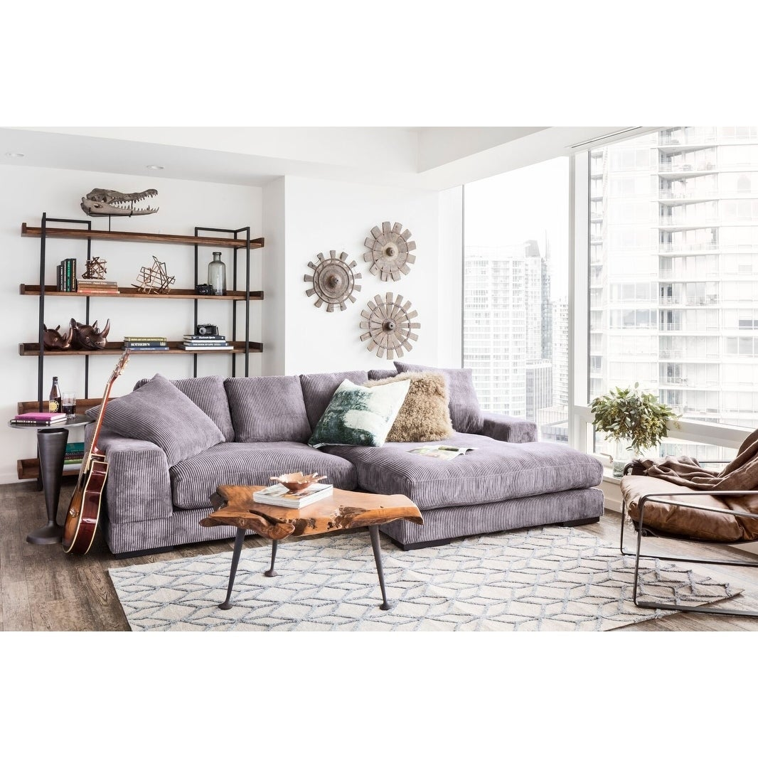 Deep Sectional Sofas Living Room Furniture