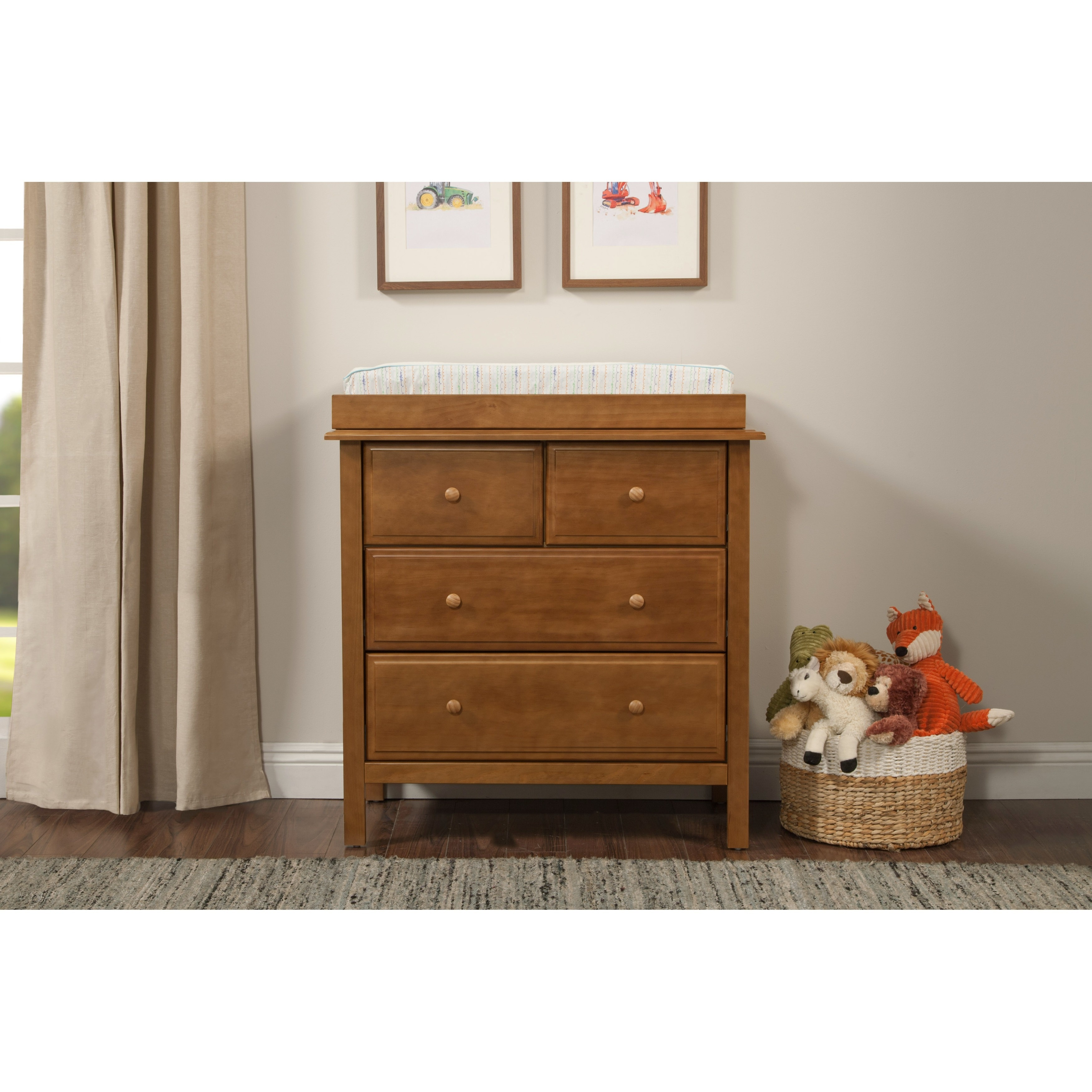 new from interior combo brown changing with awesome cherry dresser tamarack table furniture classic coleman