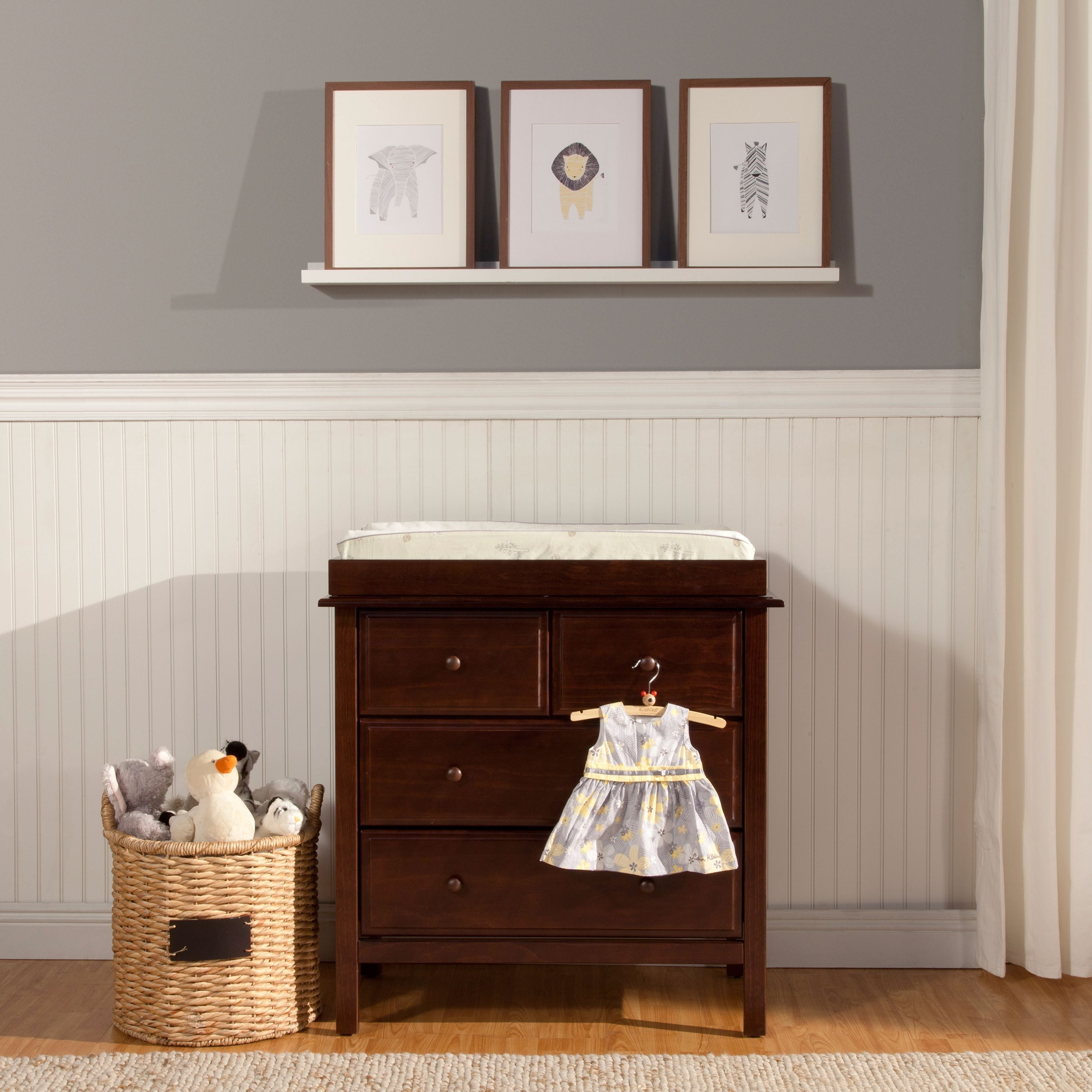 baby drawer crib convertible amazon dp com in kalani dresser espresso davinci white