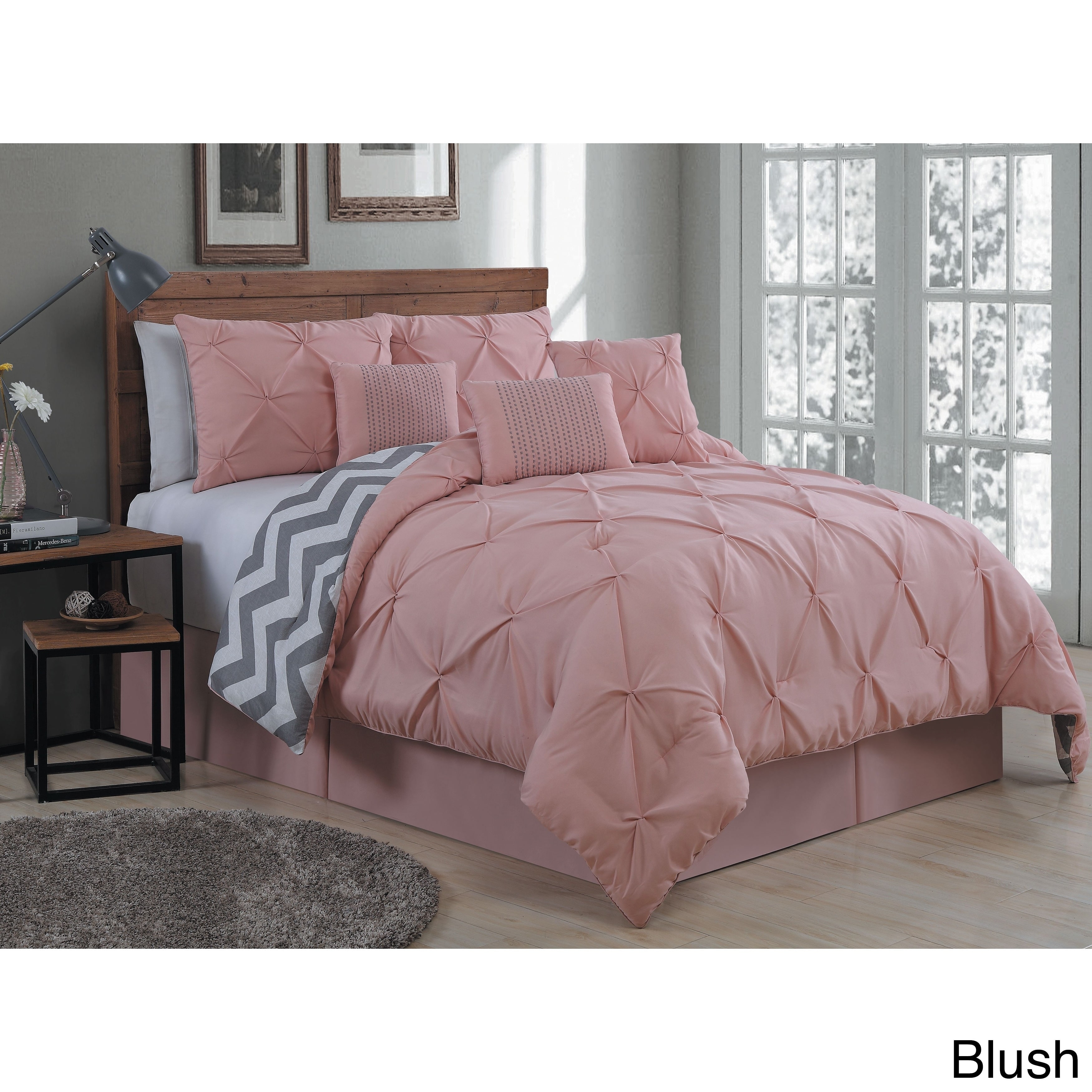 comforters of pinch damasks teal shocking white dillards designlue set red aqua black full pleat and tealedding chevroneddingblack comforter bedding size design down sets photo