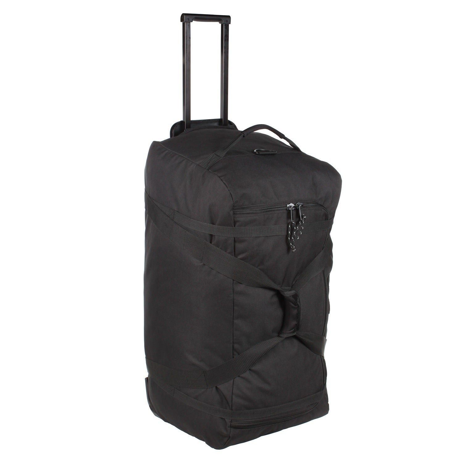 6d2dffbcd267 Shop Sandpiper Black Rolling Duffel Bag - Free Shipping Today - Overstock -  9495622