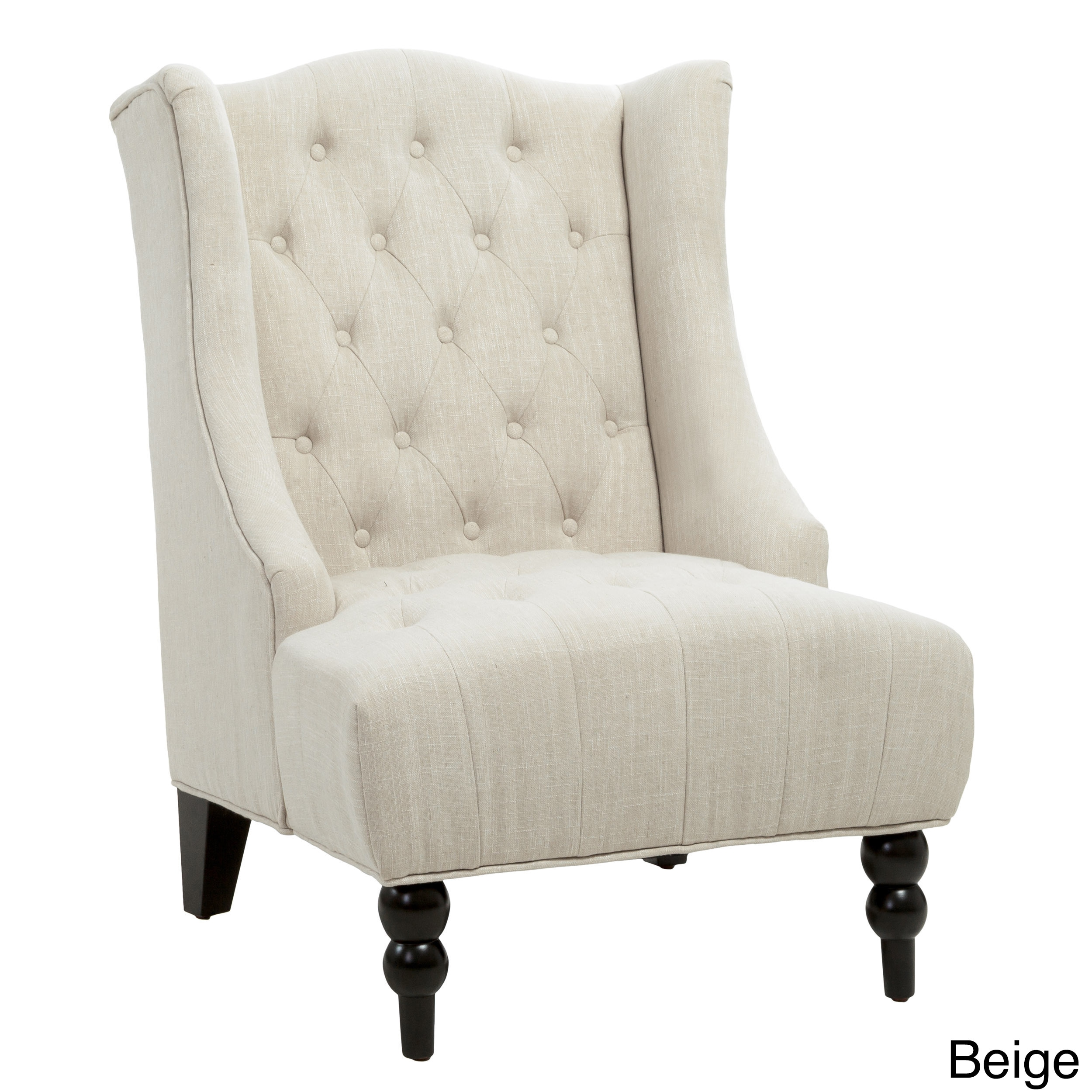 Merveilleux Shop Toddman Fabric High Back Club Chair By Christopher Knight Home   On  Sale   Free Shipping Today   Overstock.com   9497754