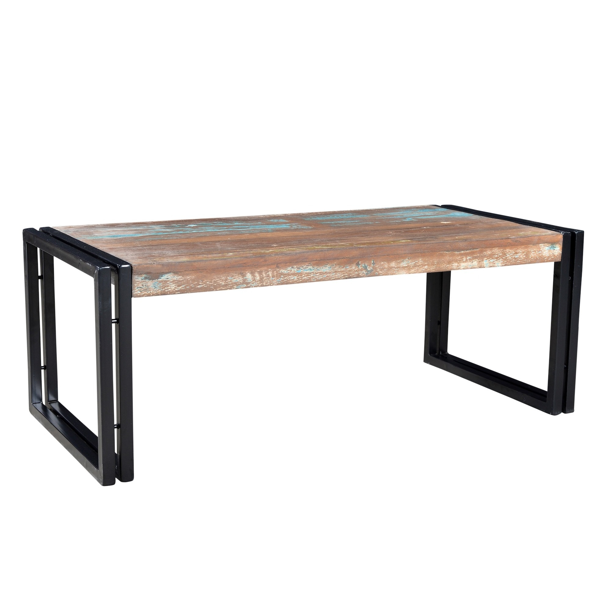 Handmade Timber Old Reclaimed Wood Coffee Table India On Free Shipping Today 9506258