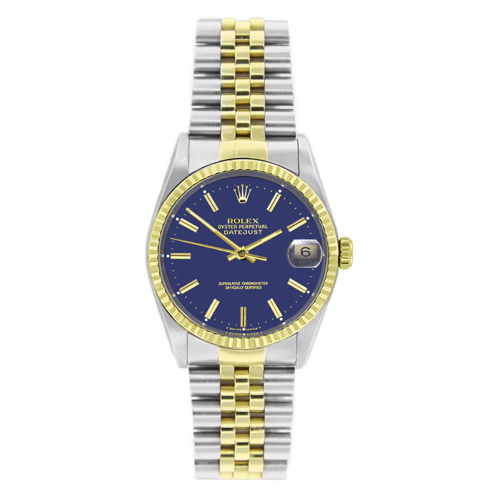 ladies datejust champagne watches settings lady jubilee rolex band watch dial diamond gold steel gallery fluted and square bezel