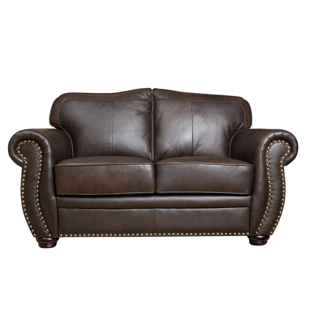 loveseat contemporary leather products scandis pavel tailored bn