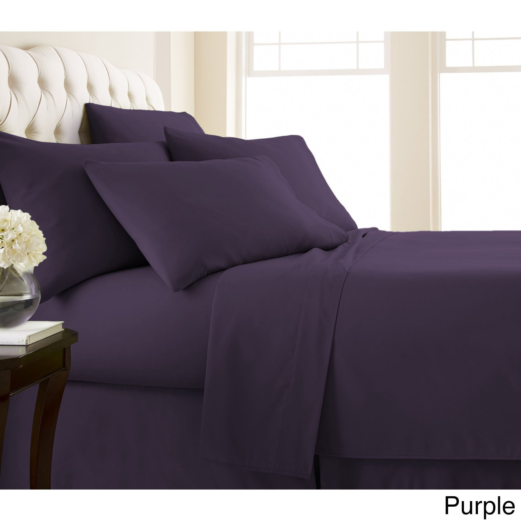 Bon Shop Comfortable 6 Piece 21 Inch Extra Deep Pocket Bed Sheet Set By  Southshore Fine Linens   On Sale   Free Shipping On Orders Over $45    Overstock.com   ...