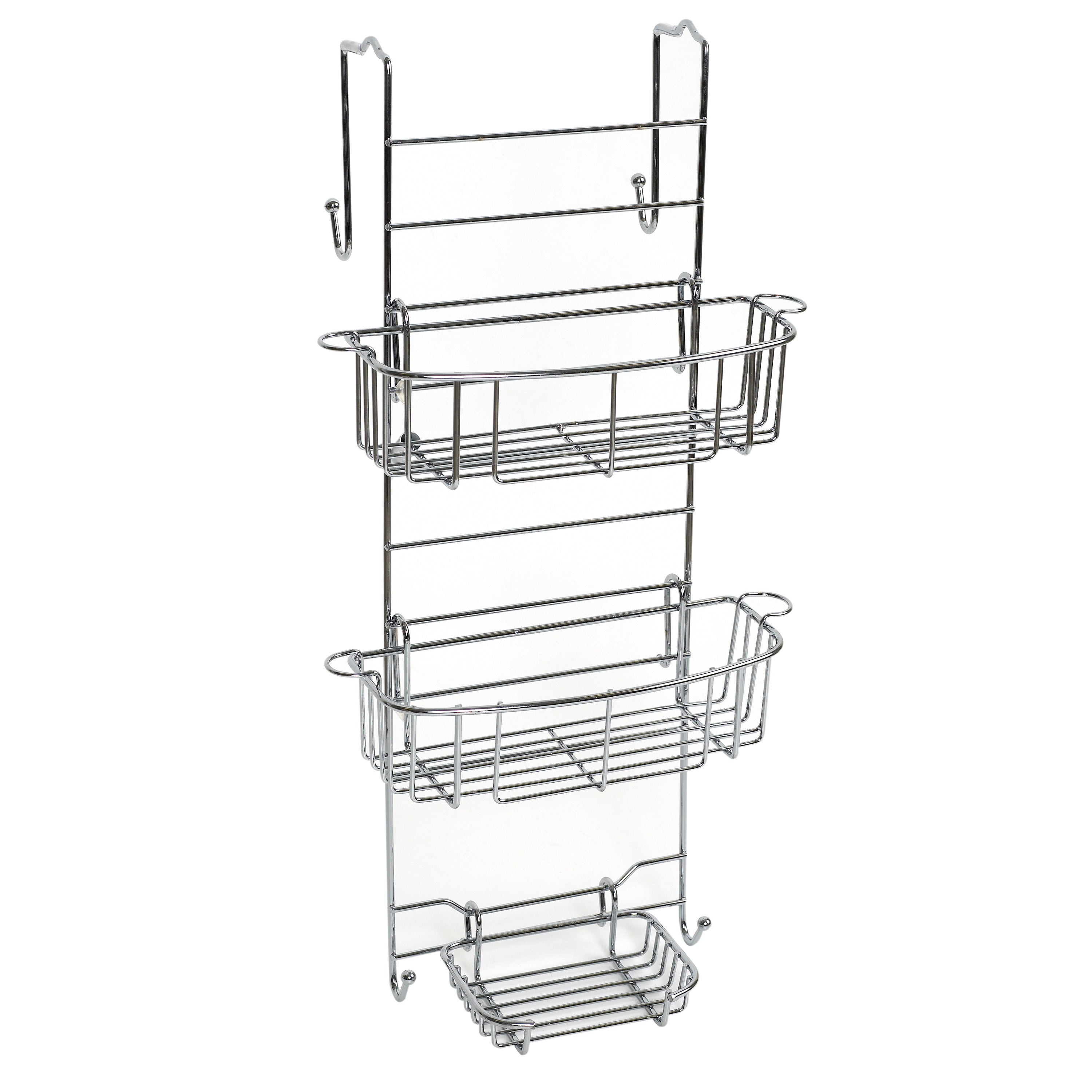 black s remaining buy steel shelf m tier caddy shower matte h stainless