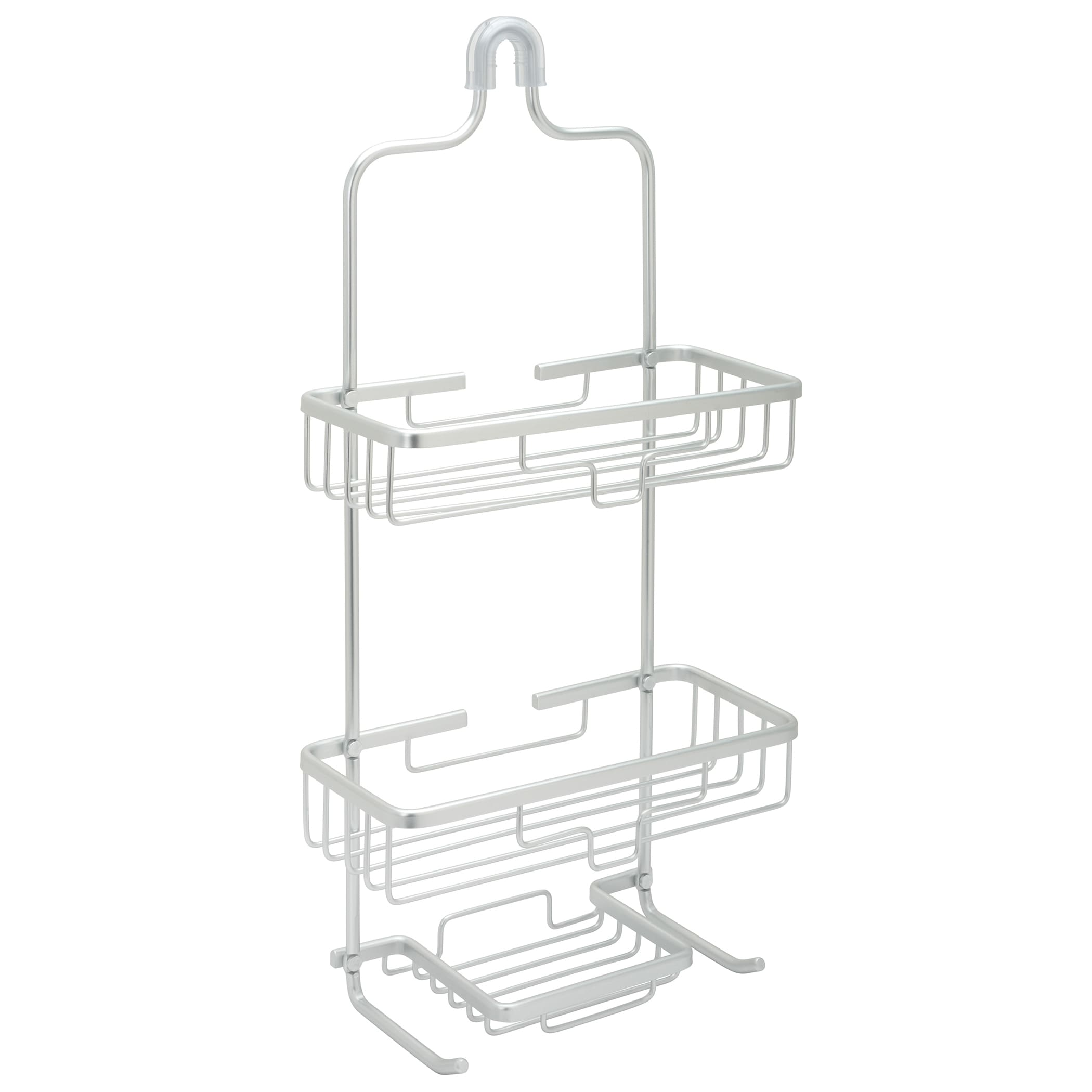 Shop NeverRust Aluminum Frame Large Shower Caddy - Free Shipping ...