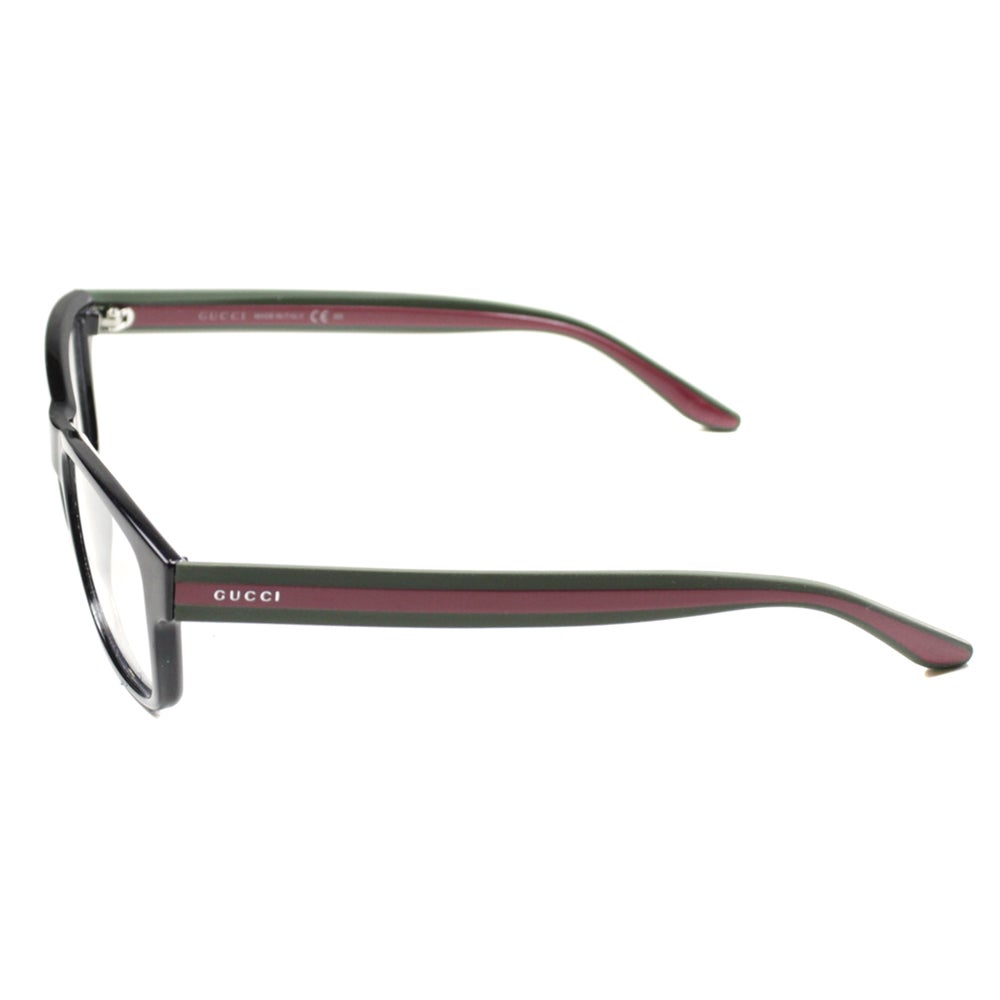2531648b80a Shop Gucci Unisex  GG 1046 51N  Eyeglasses (52mm) - Free Shipping Today -  Overstock - 9515322
