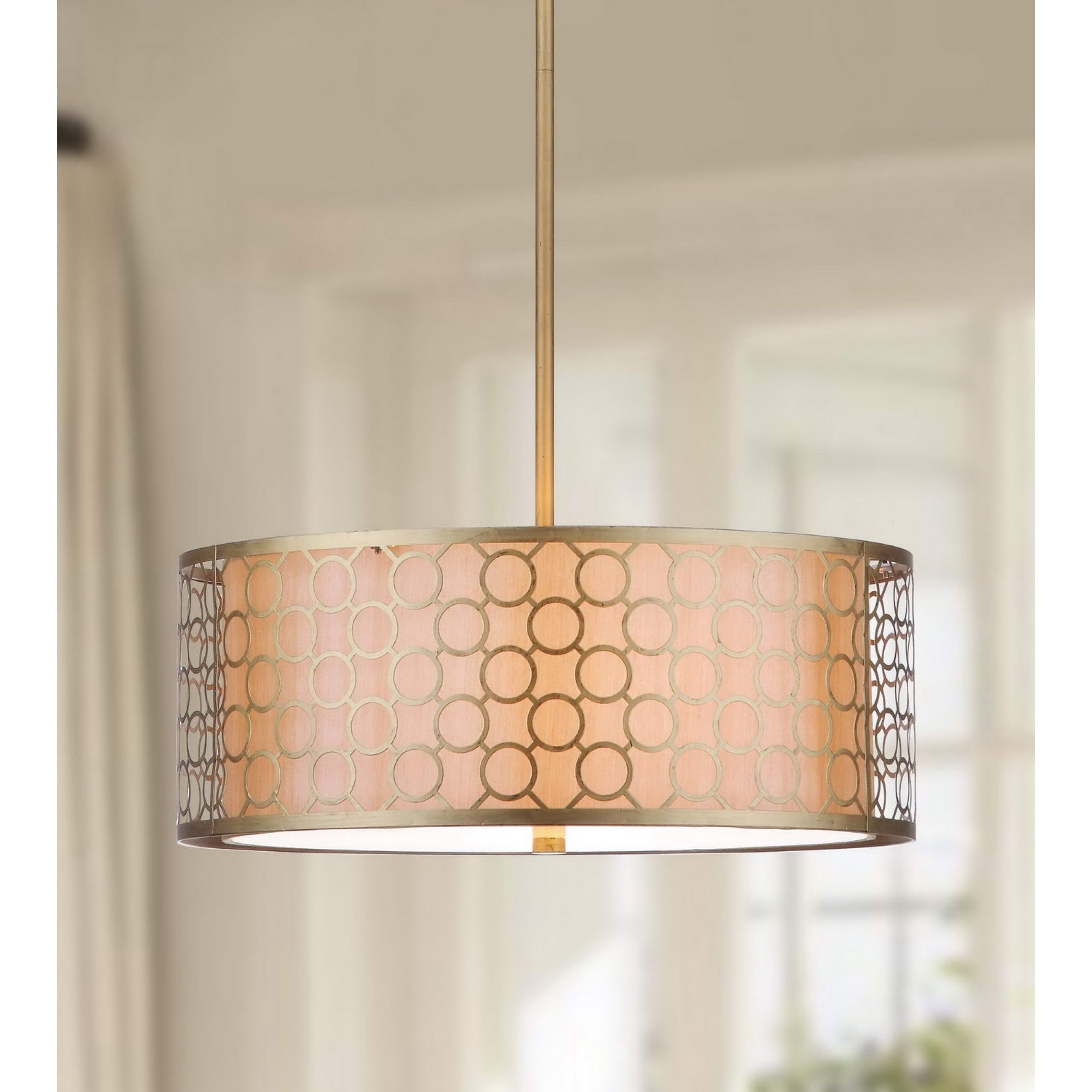 decor light make by to shade reisa pendant drum ceiling how lighting home fixtures