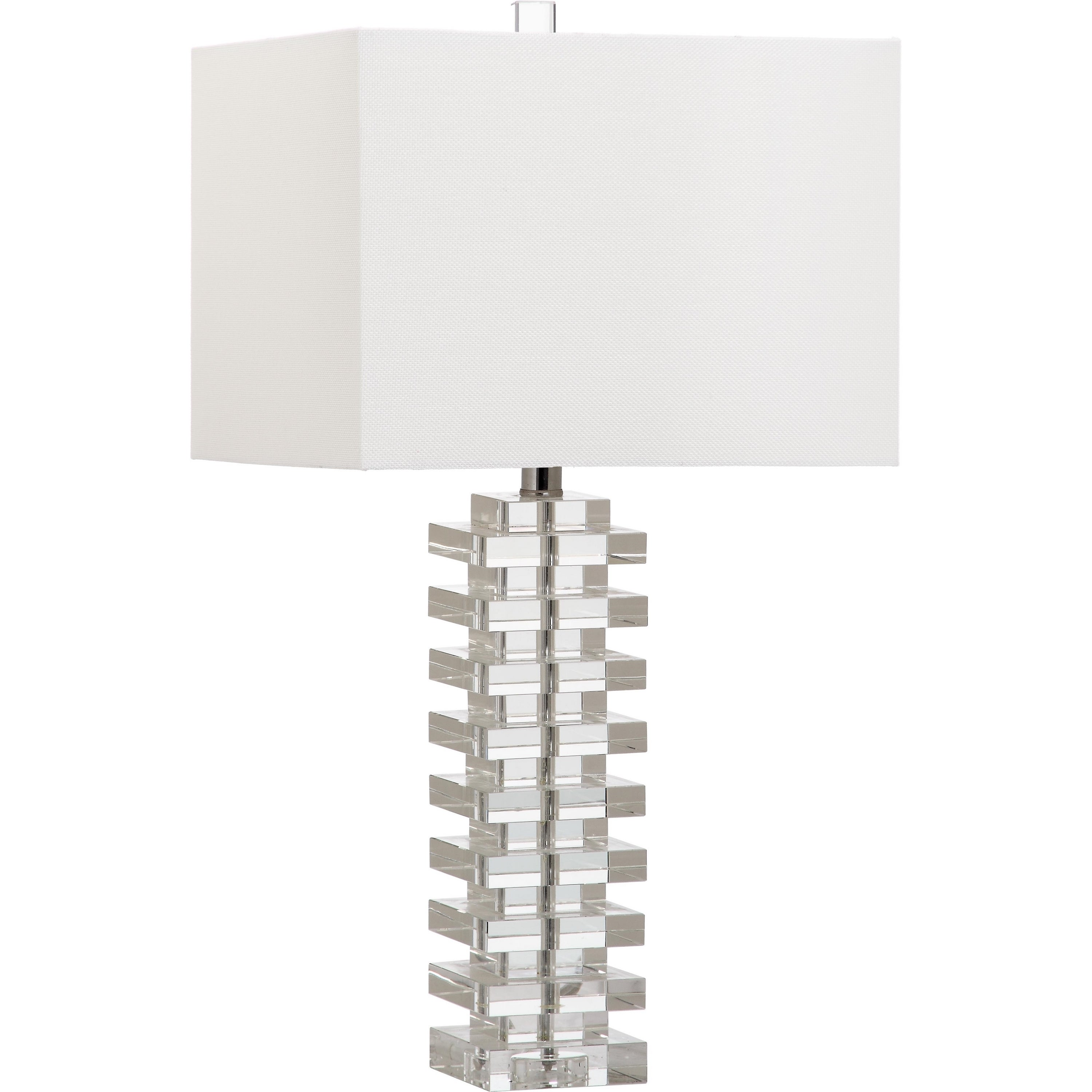 Safavieh lighting 265 inch swift clear table lamp safavieh lighting 265 inch swift clear table lamp free shipping today overstock 16707733 aloadofball Gallery