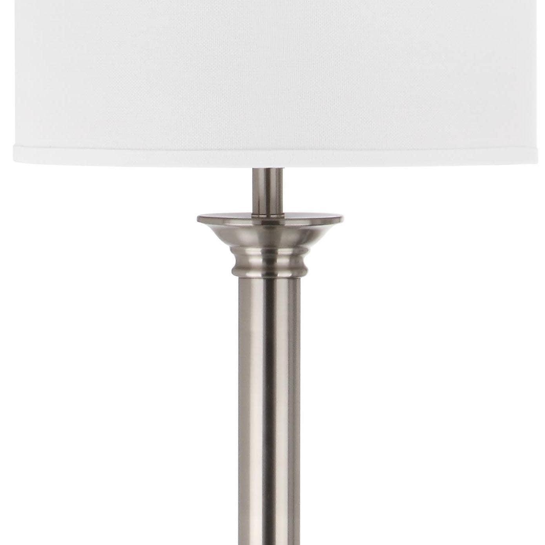 Safavieh lighting 60 inch livia nickel floor lamp free shipping safavieh lighting 60 inch livia nickel floor lamp free shipping today overstock 16707796 aloadofball Gallery