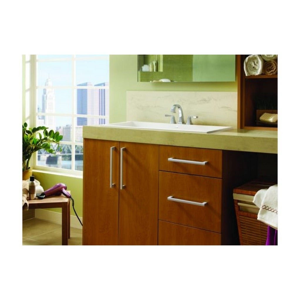 Shop Delta Dryden Two Handle Widespread Lavatory Faucet 3551LF-SS ...