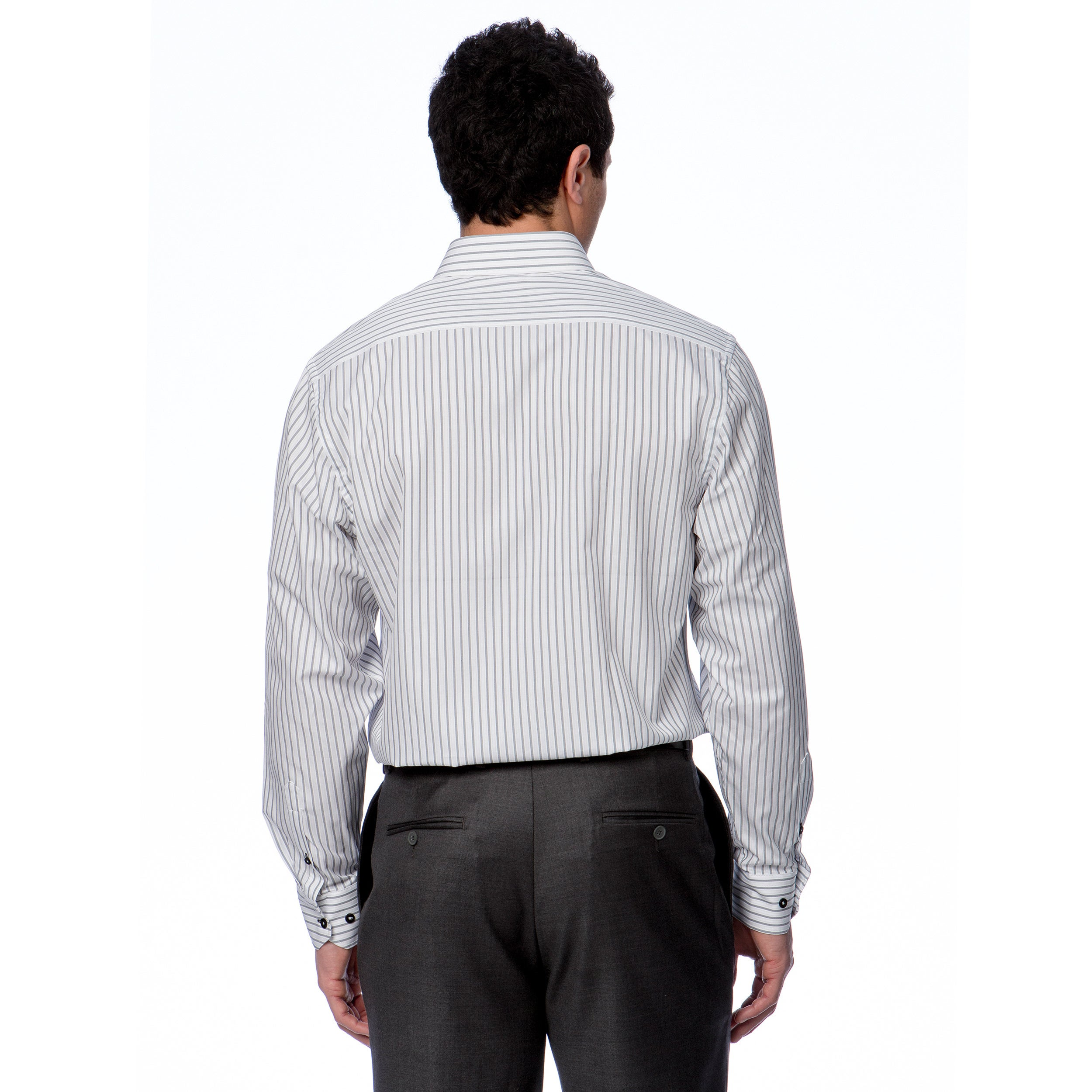 e7ecda9ebb94e4 Mens White Shirt With Floral Collar