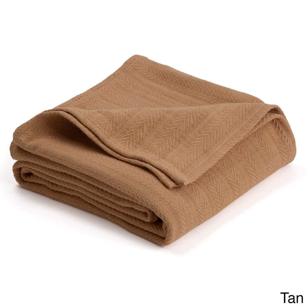 Shop Vellux Cotton Blanket - On Sale - Free Shipping On Orders Over ...