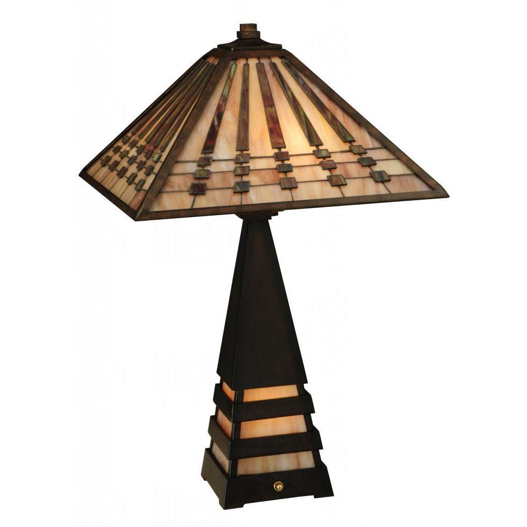 Shop Ra 2 Light Lighted Base Table Lamp Free Shipping Today