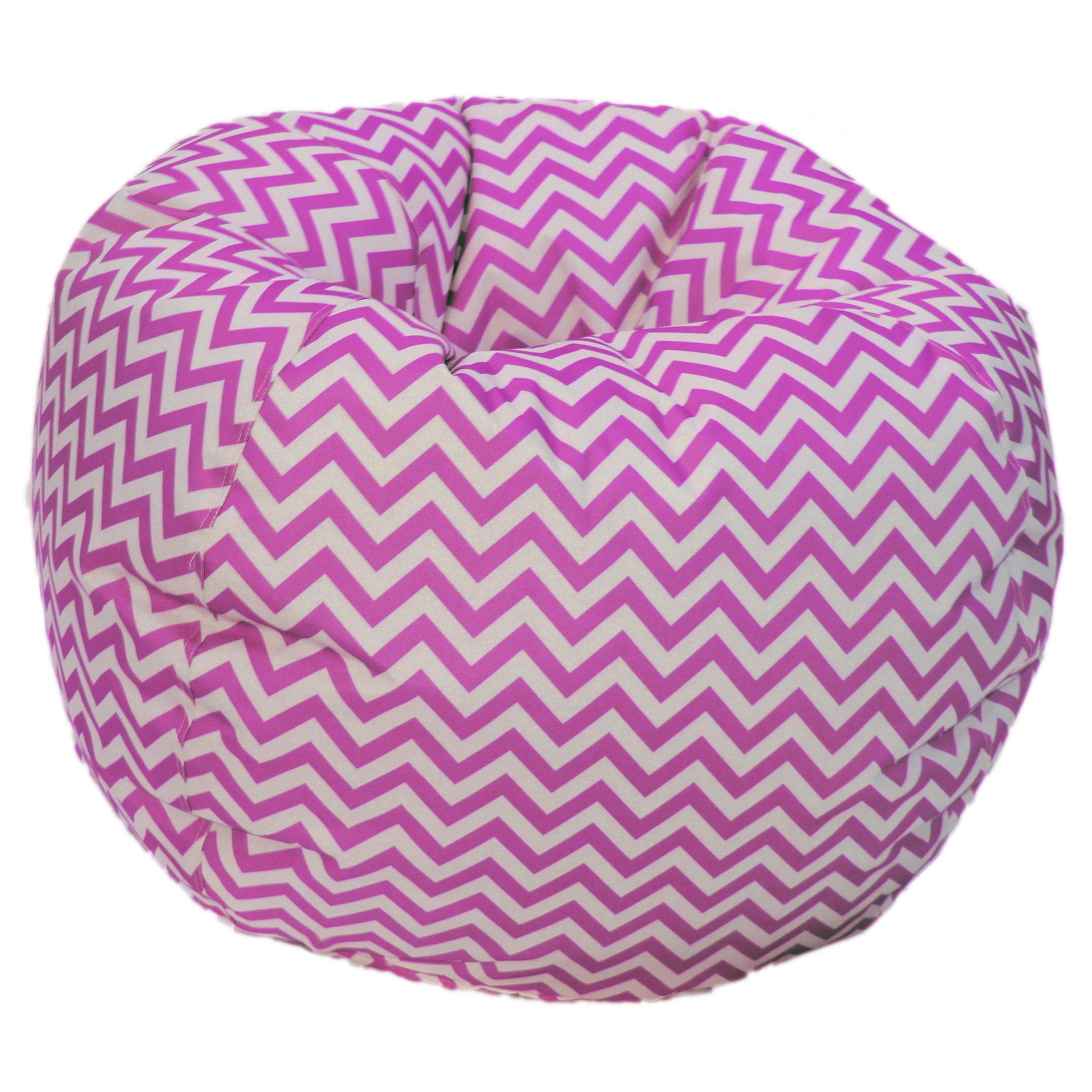 pink chair fortytwo candypink bag bean cor candy beanbag furniture d fuschia plop home by doob