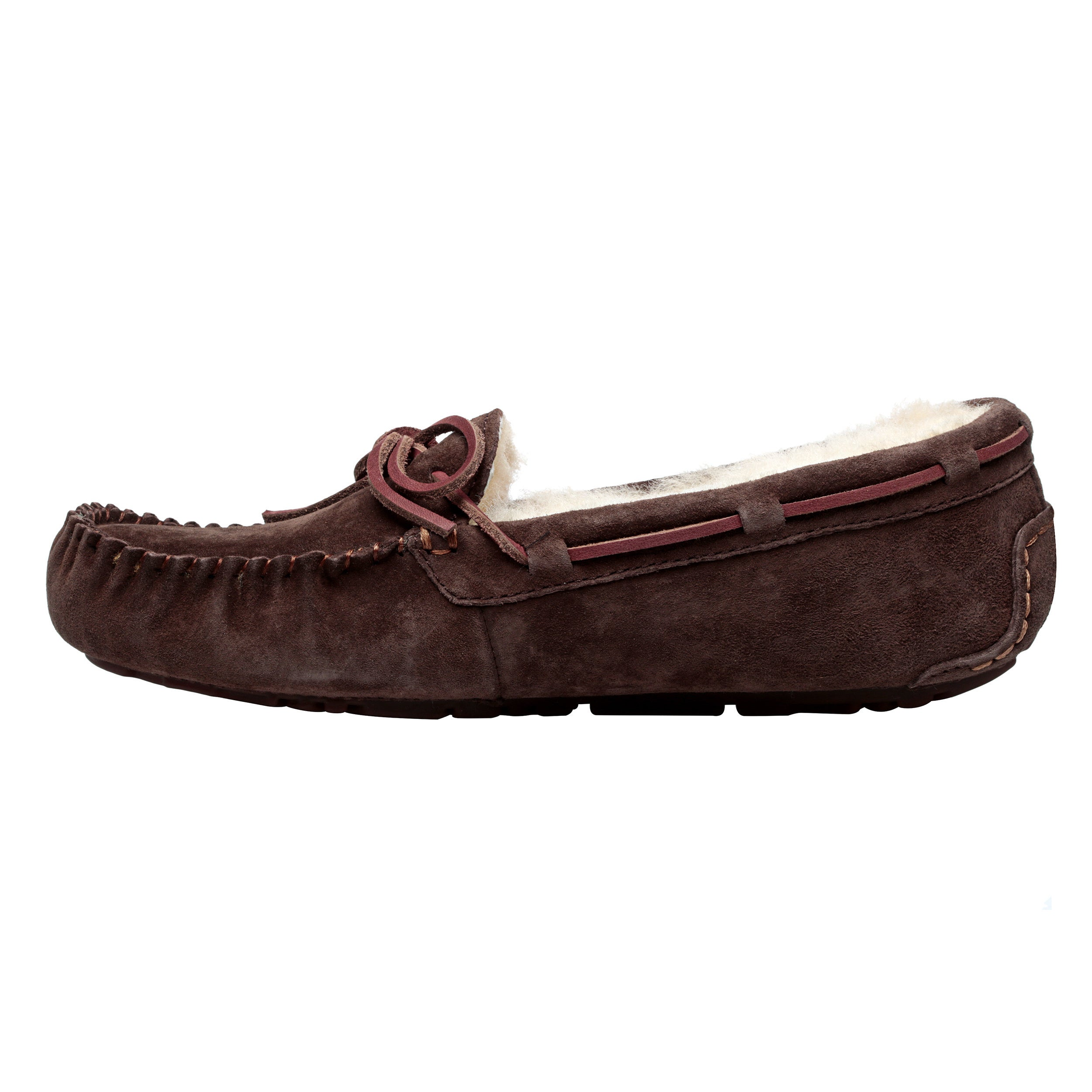 d2bfc453506 Ugg Australia Women's 'Dakota' Leather Slipper Moccasins