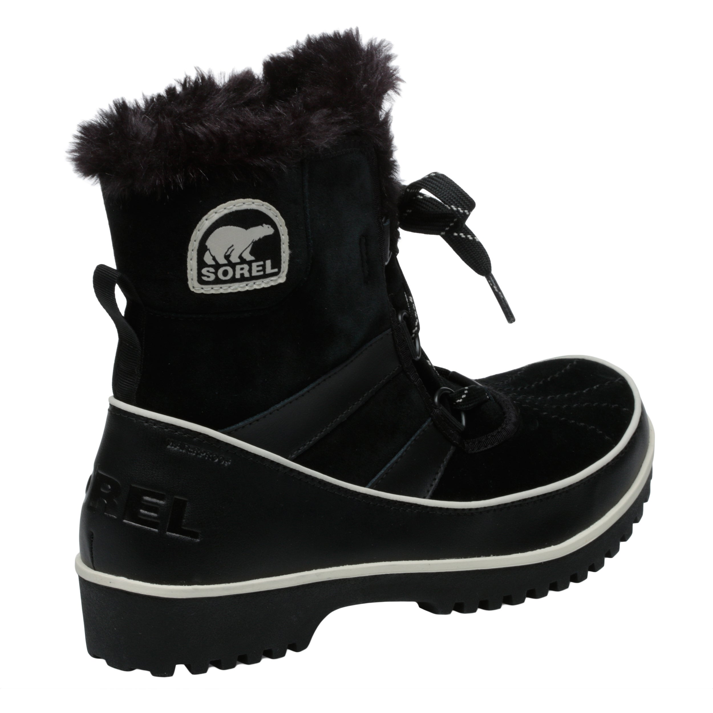 best cheap c7a1b 7e128 Shop Sorel Women s  Tivoli II  Suede Mid-calf Cold Weather Boots - Free  Shipping Today - Overstock - 9539933