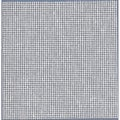 "Needlepoint Interlock Canvas 36""X40""-14 Mesh White"
