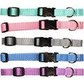 Pastel Collection Adjustable Nylon Pet Collar