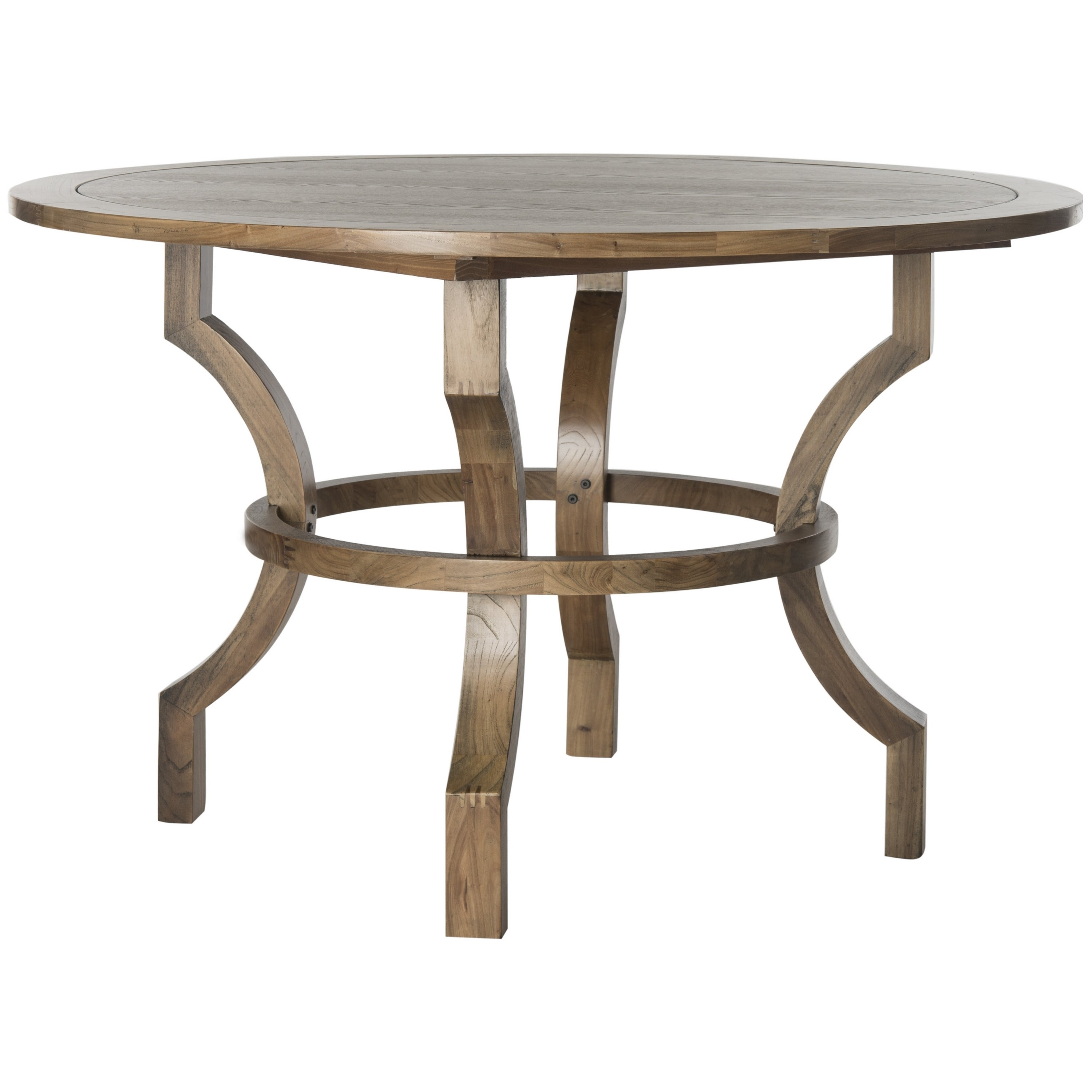 Safavieh Ludlow Oak Round Dining Table Free Shipping Today 9542207