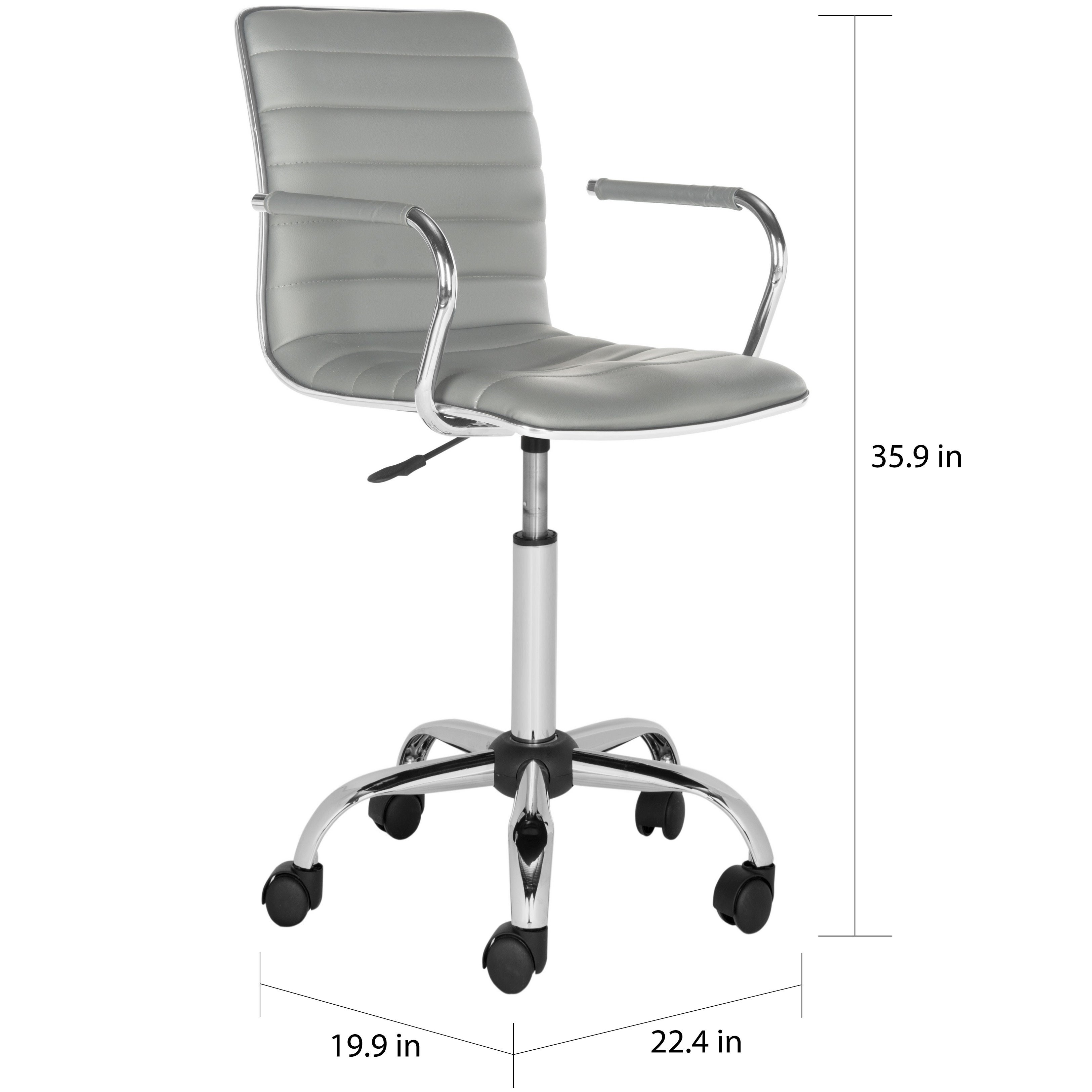chair grey chase desk