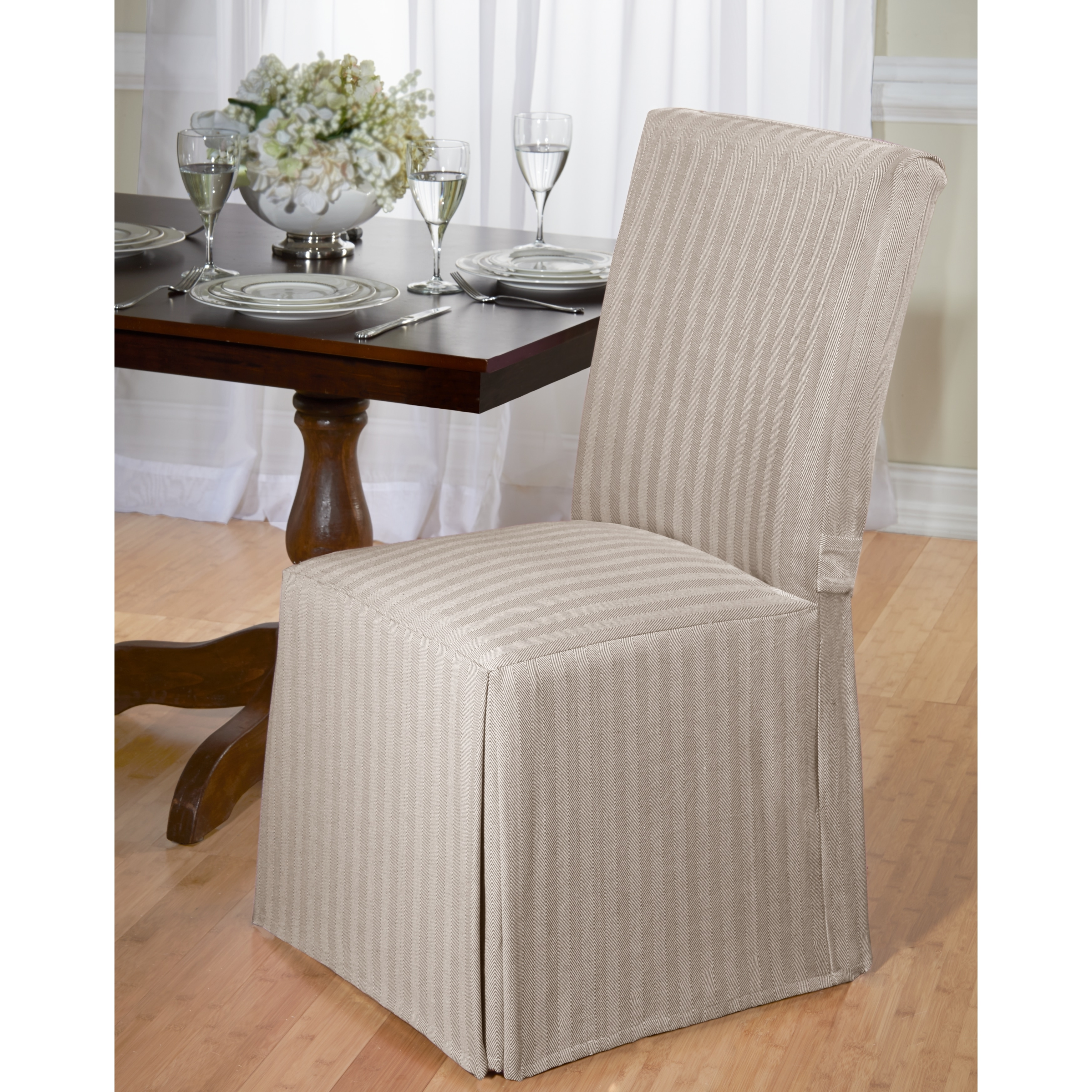 for p slipcovers wing dining chair chairs newport stretch slipcover
