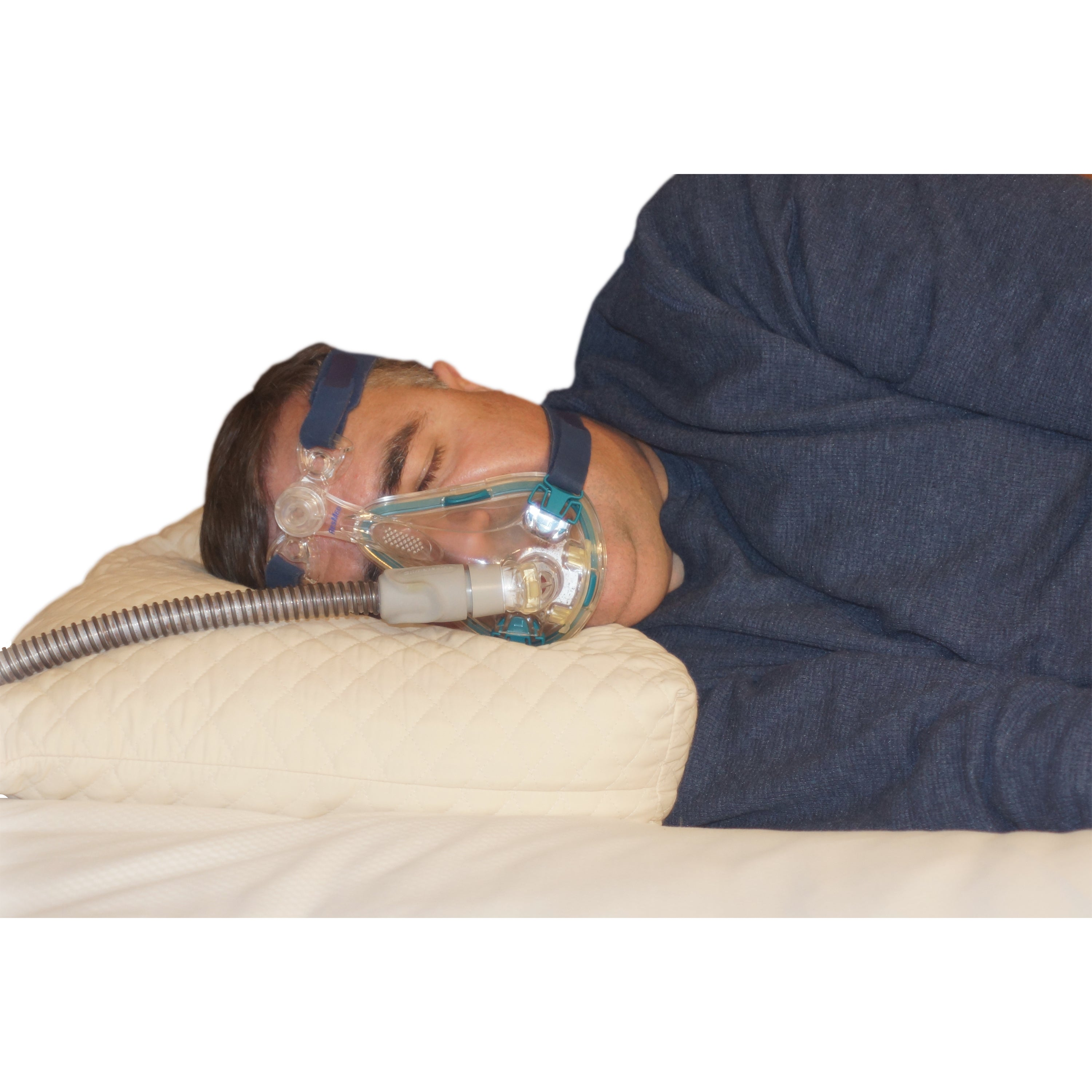 snore pillow sleepzone cutout anti silentnight with sn snoring
