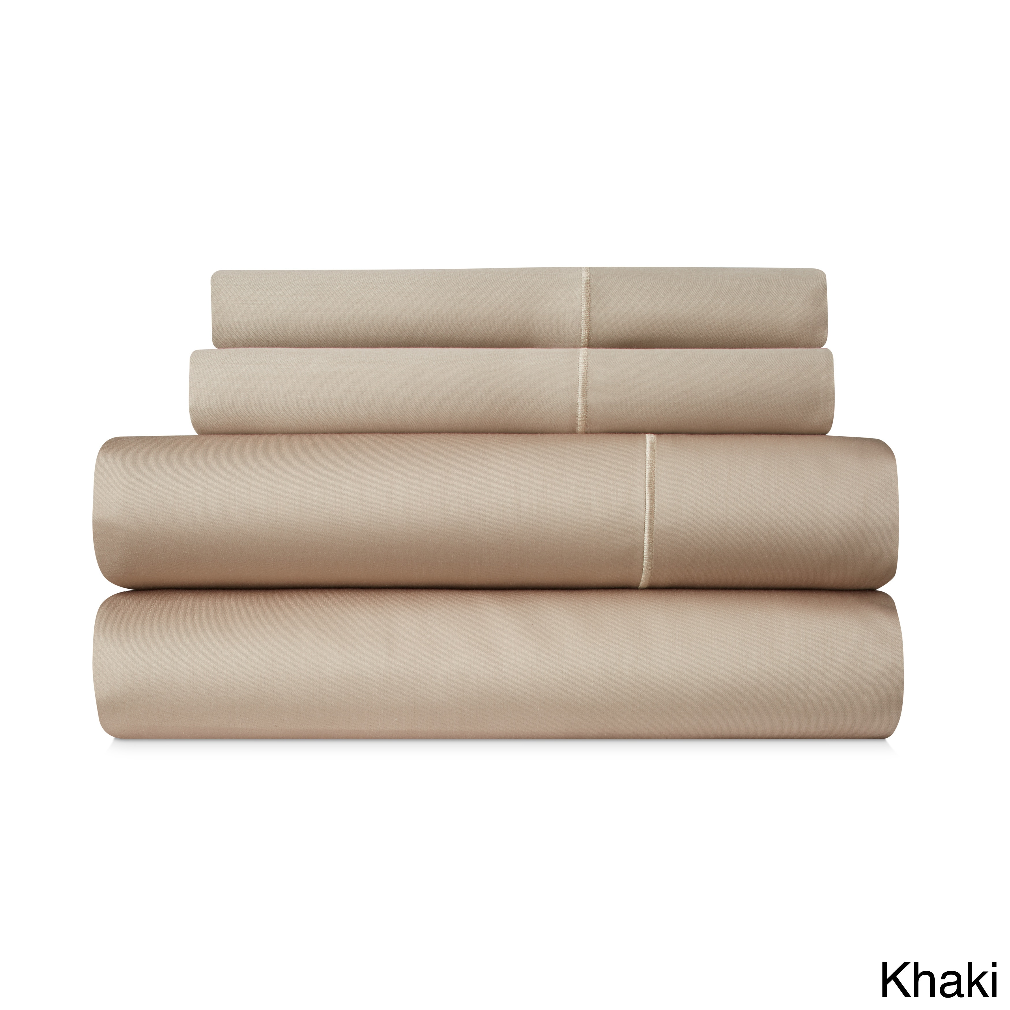 Luxury Sa Cotton Blend 1000 Thread Count Deep Pocket Sheet Set On Free Shipping Today 9554795