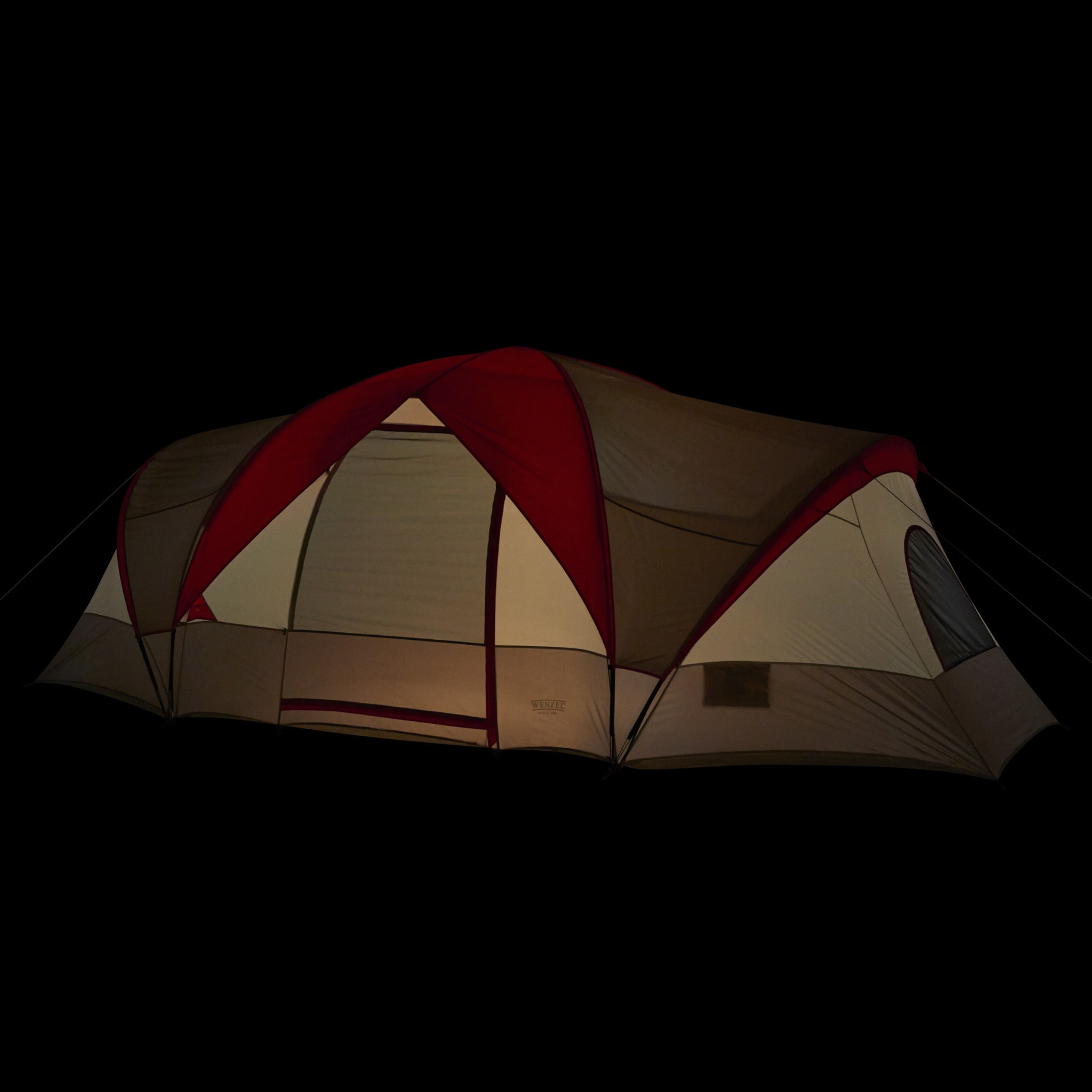 Wenzel Great Basin 10-person 3-room Tent - Free Shipping Today - Overstock.com - 16751921 & Wenzel Great Basin 10-person 3-room Tent - Free Shipping Today ...