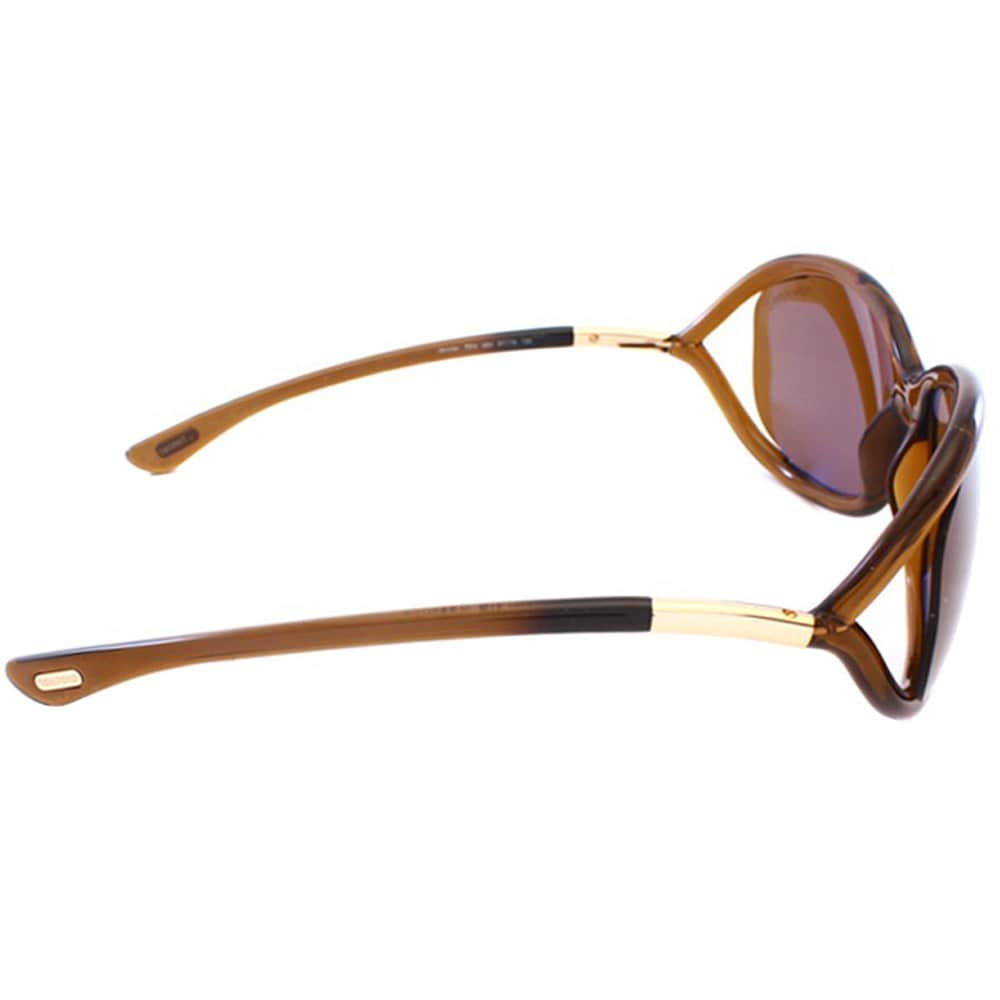 ad4a820d65 Shop Tom Ford Women s  TF8 Jennifer 48H  Sunglasses - Free Shipping Today -  Overstock - 9573157