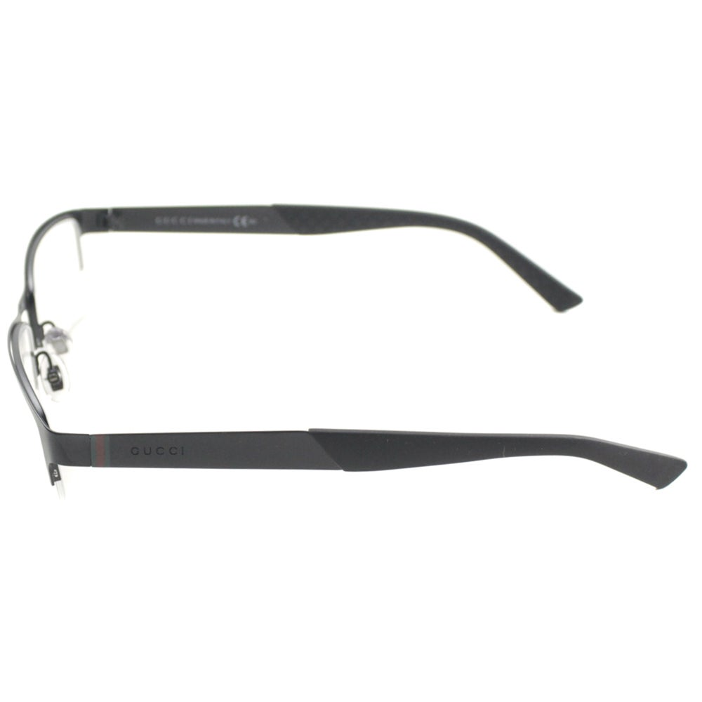 f7864c6f3b7 Shop Gucci Men s  GG 2230 PDE  Semi-rimless Eyeglasses - Free Shipping  Today - Overstock - 9573158
